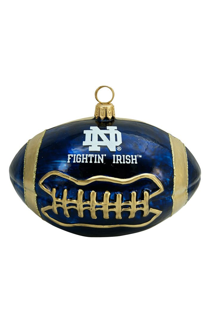 Joy To The World Collectibles College Football Ornament