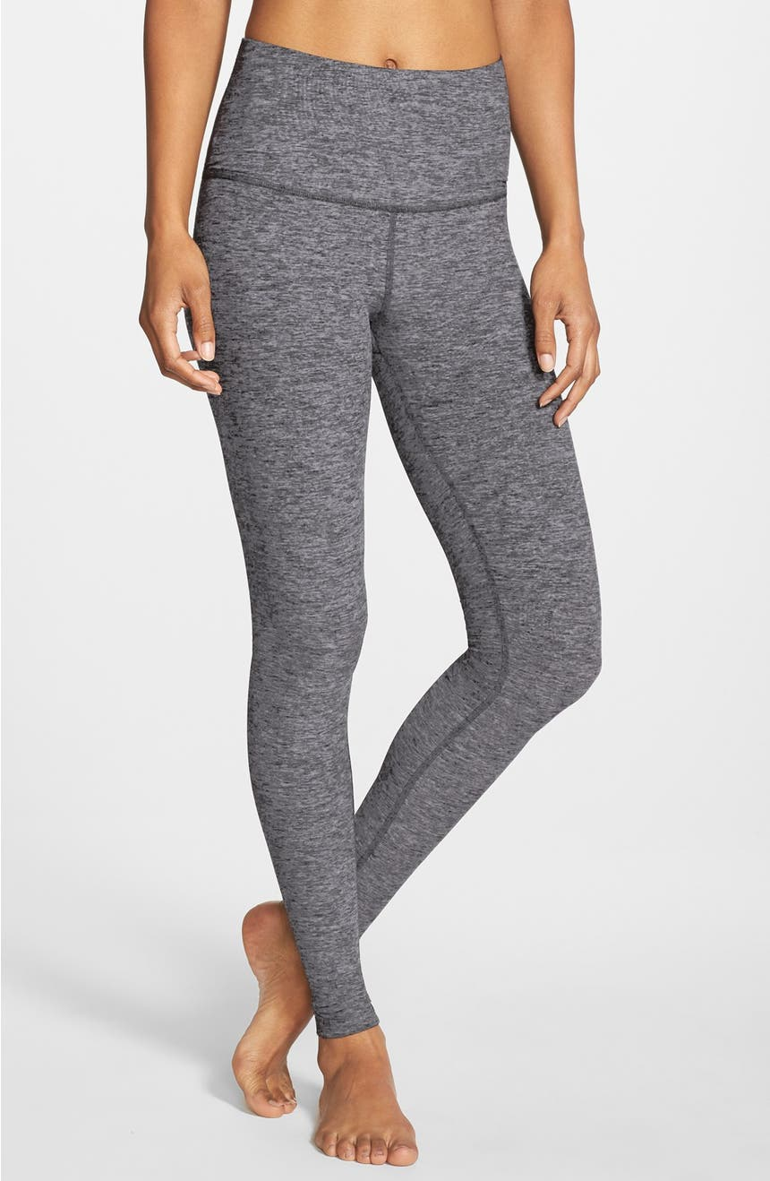 Main Image - Beyond Yoga High Waist Leggings