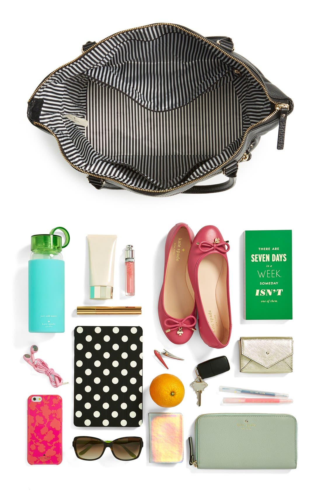 Alternate Image 7  - kate spade new york 'cobble hill - gina' leather tote