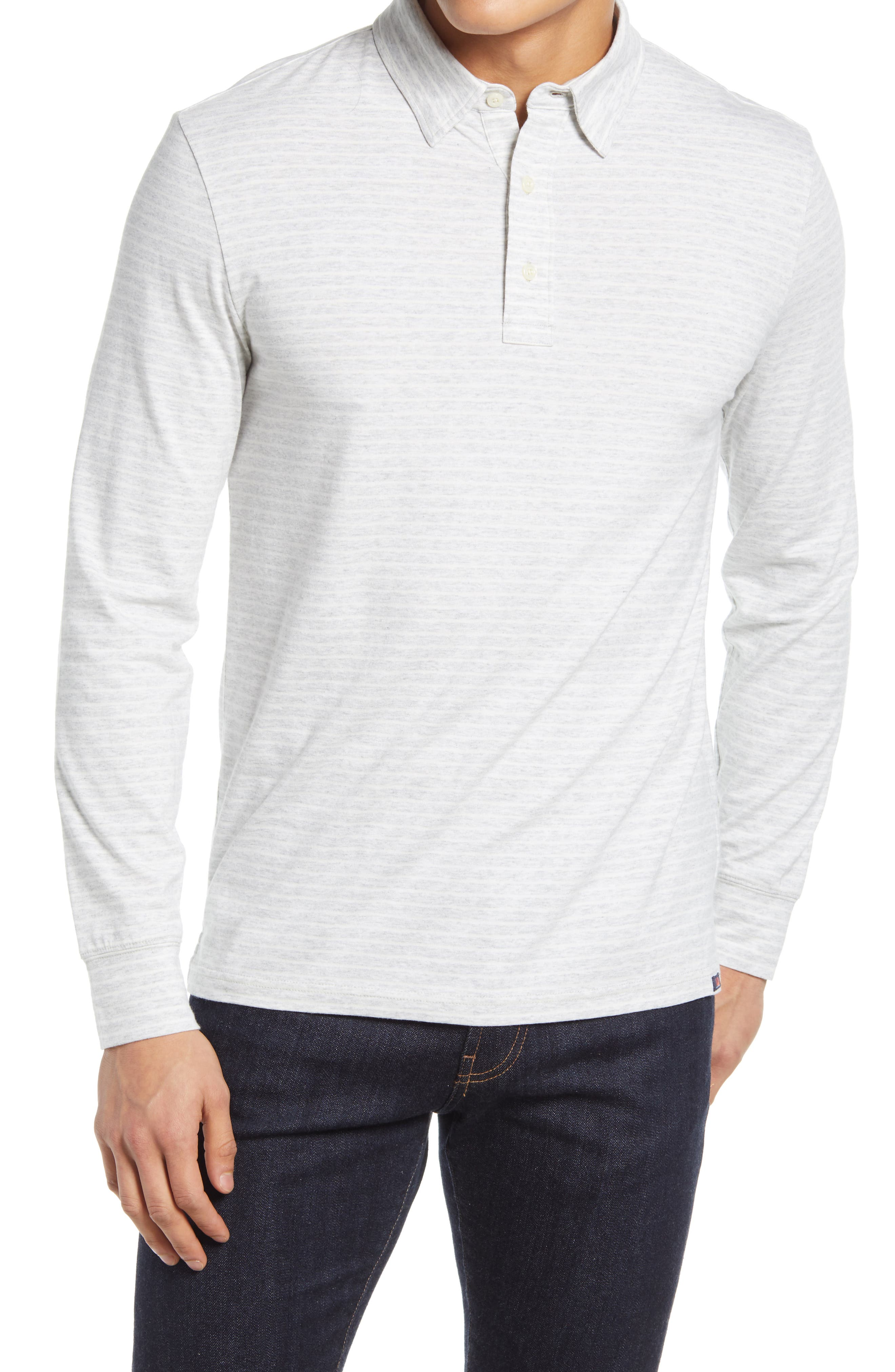 Men's Long Sleeve Polo Shirts | Nordstrom