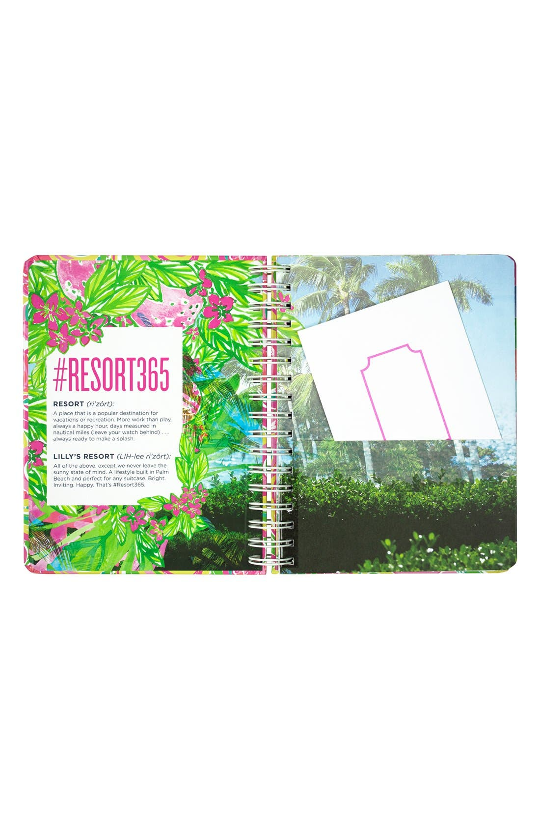 Alternate Image 4  - Lilly Pulitzer® Large 17-Month Planner