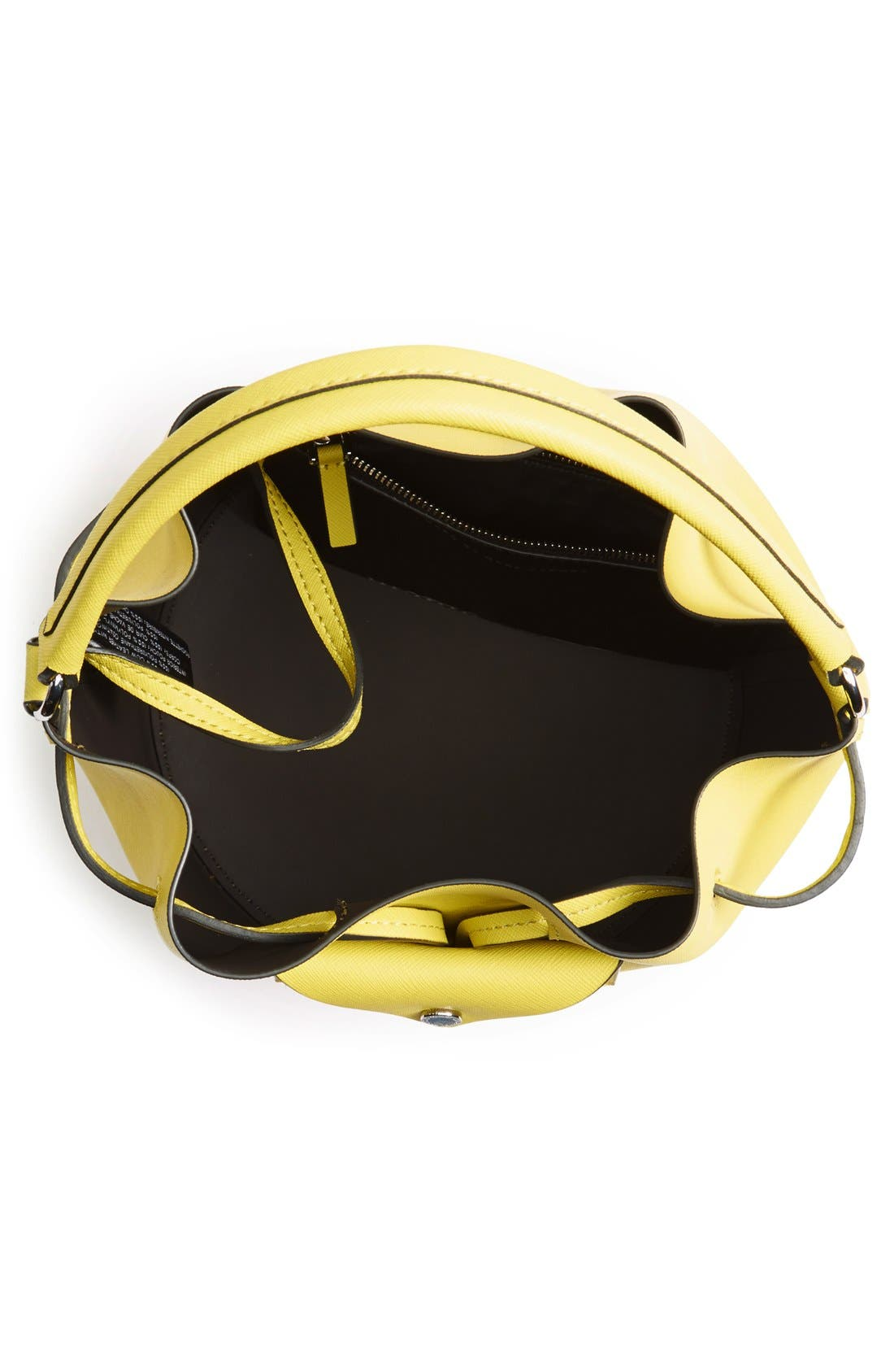 Alternate Image 4  - MARC BY MARC JACOBS 'Metropoli' Leather Bucket Bag