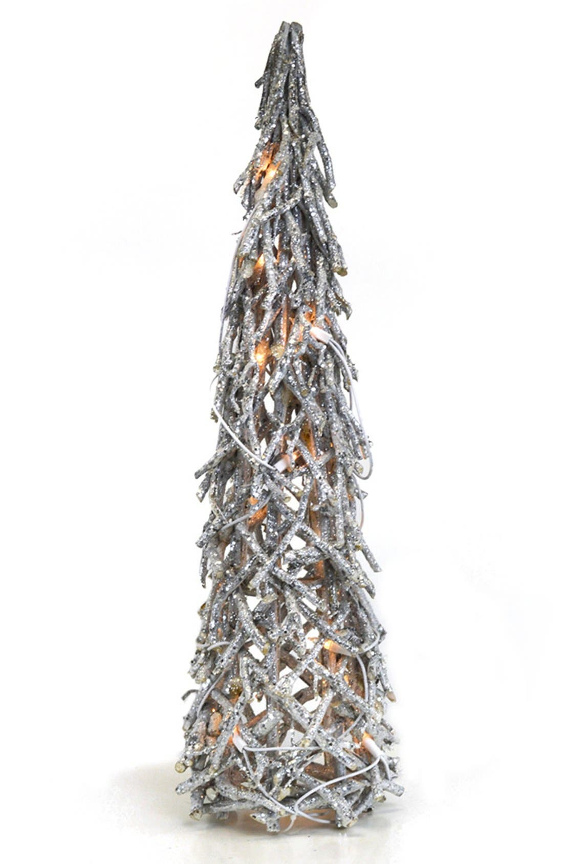 Main Image - Shea's Wildflower Lighted Cone Tree