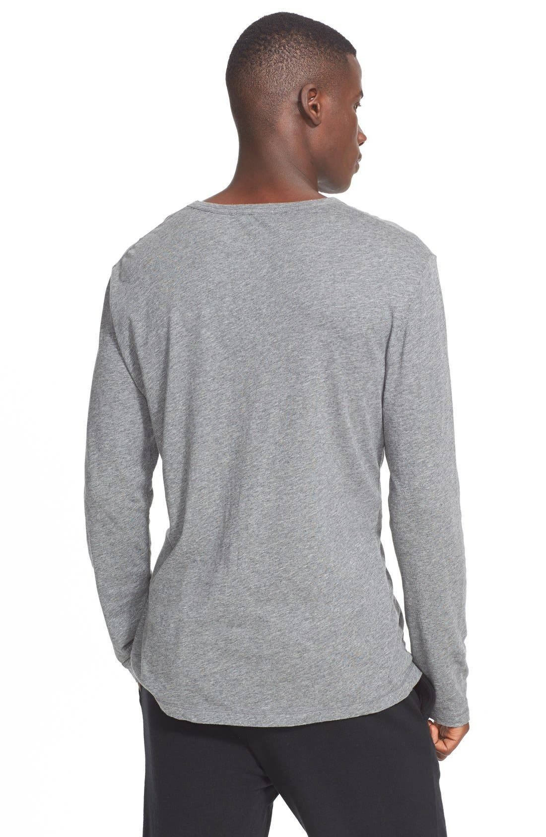 Alternate Image 2  - T by Alexander Wang Long Sleeve T-Shirt