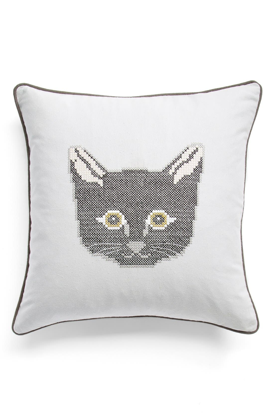 Alternate Image 1 Selected - Nordstrom at Home 'Alley' Accent Pillow