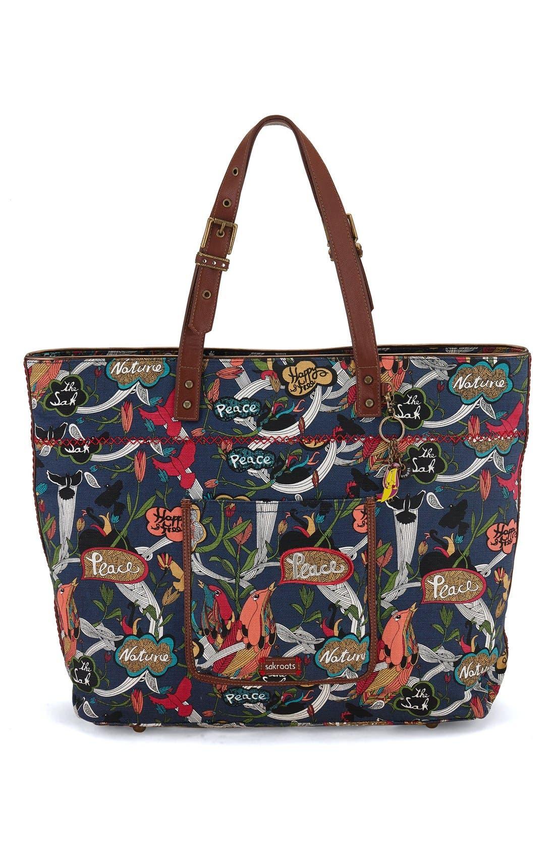 Main Image - Sakroots 'Artist Circle' Travel Bag