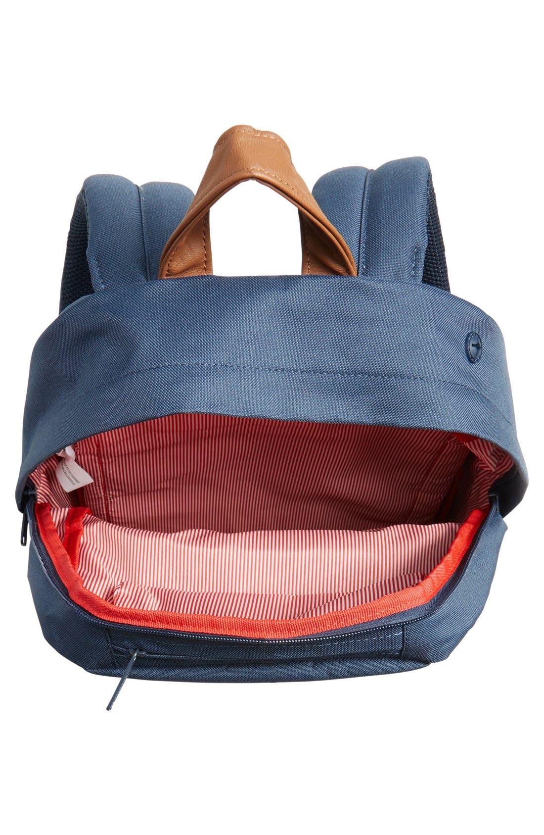 Alternate Image 4  - Herschel Supply Co. 'Pop Quiz - Mid Volume' Backpack