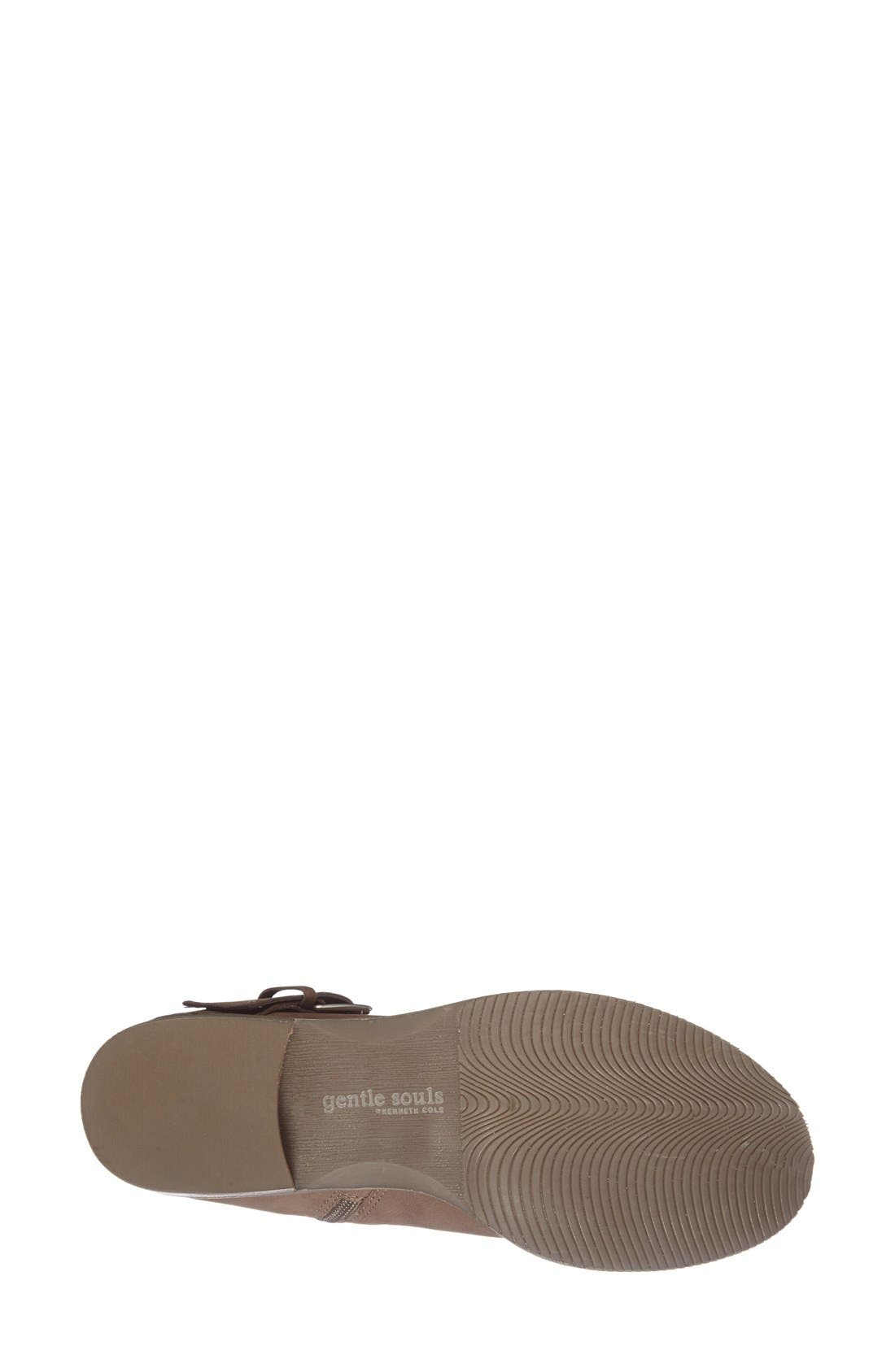 by Kenneth Cole 'Best Of' Boot,                             Alternate thumbnail 4, color,                             Beige Nubuck