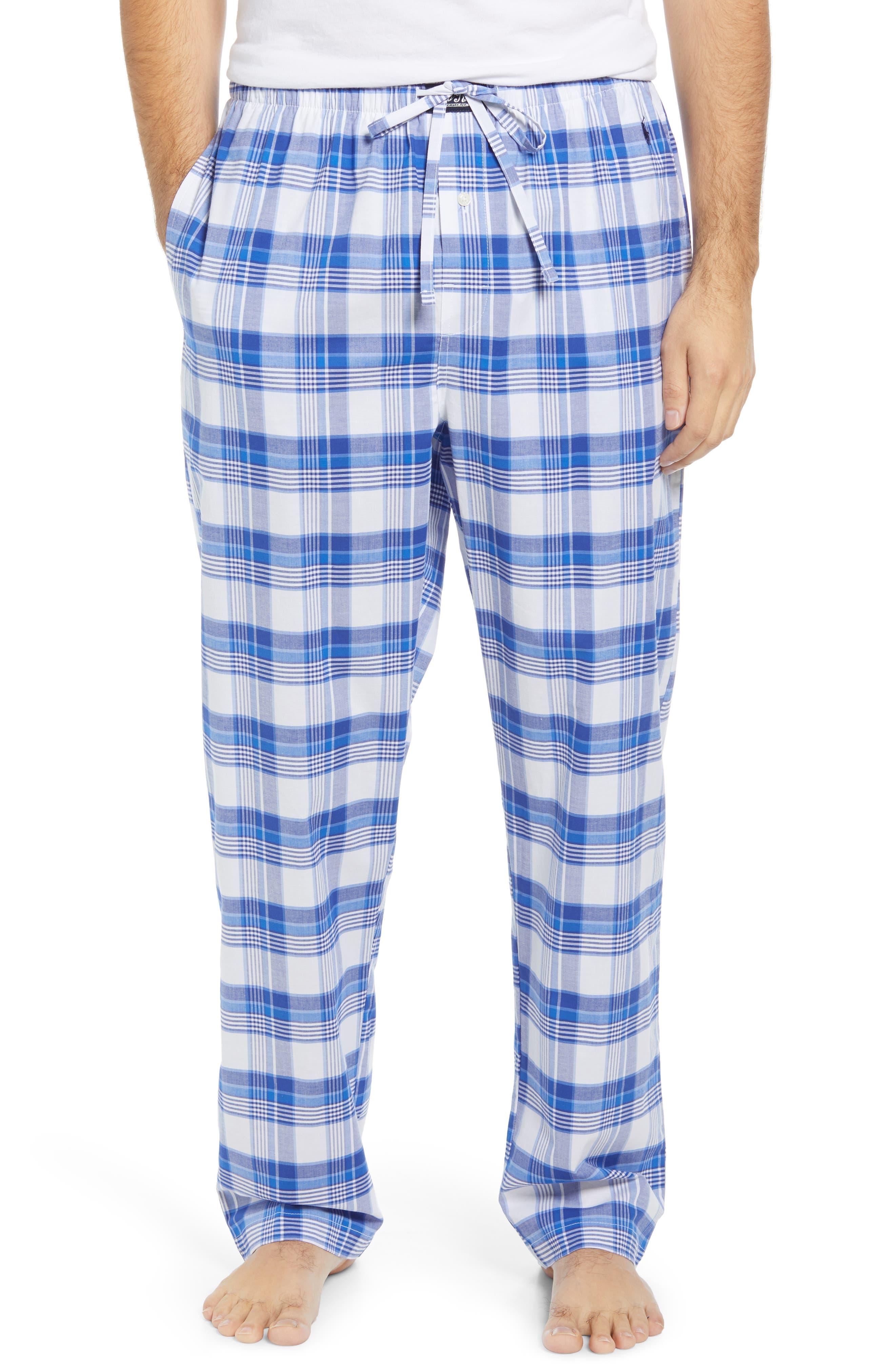 Trueboy Mens Adults Gents Nightwear Pyjama PJ Lounge Bottoms Pants Shorts