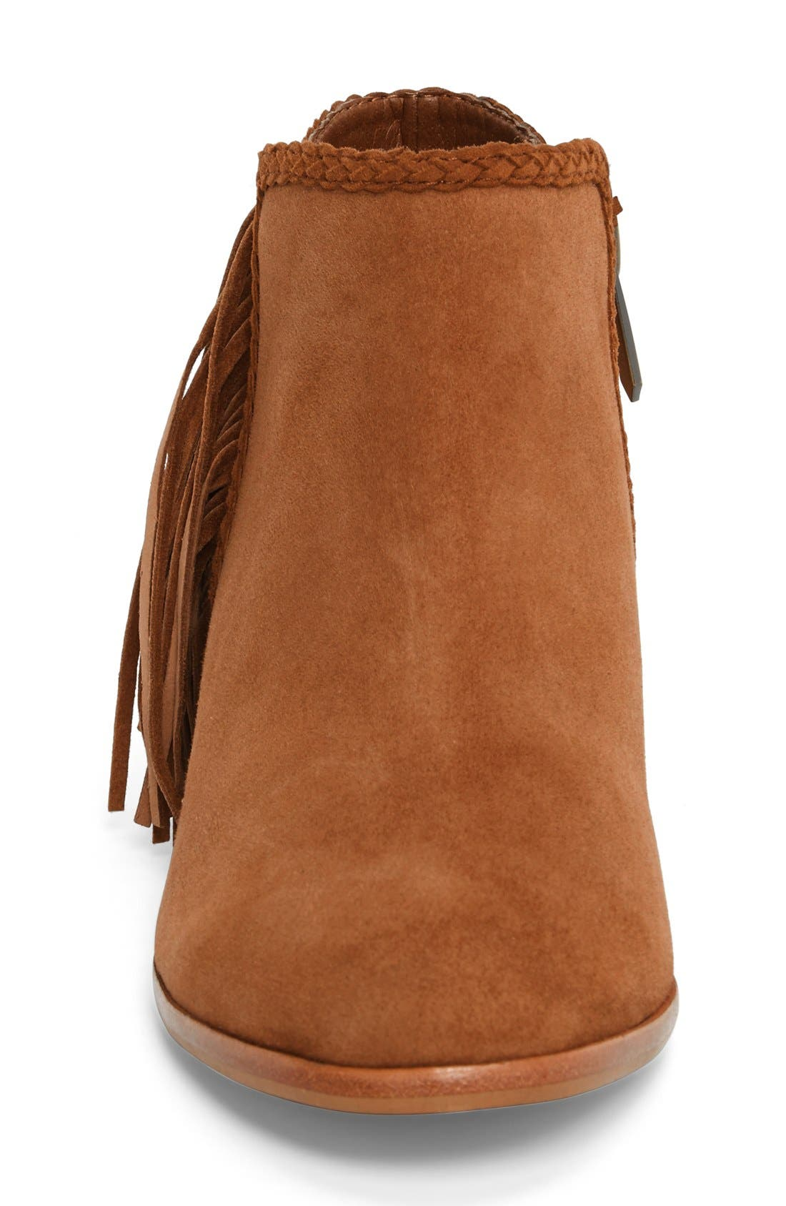 Alternate Image 6  - Sam Edelman 'Paige' Fringed Ankle Bootie (Women)