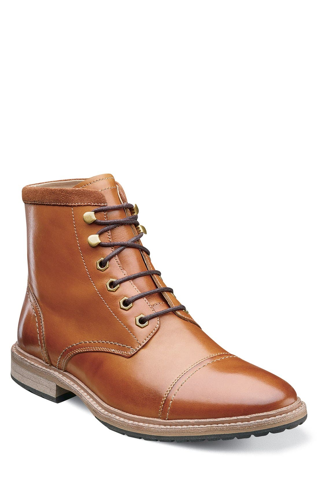 Florsheim 'Indie' Cap Toe Boot (Men)