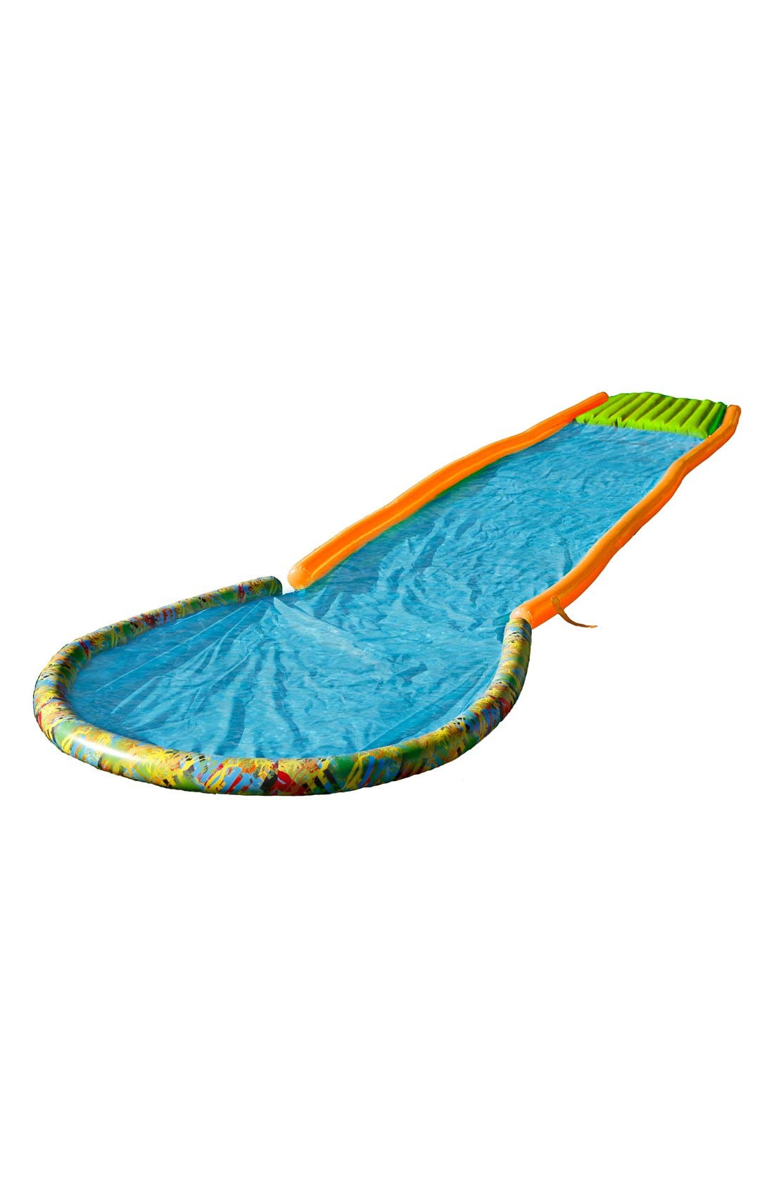 'Slackers Slide & Surf - Screamin' 20-Foot Water Slide,                             Alternate thumbnail 2, color,                             Multi