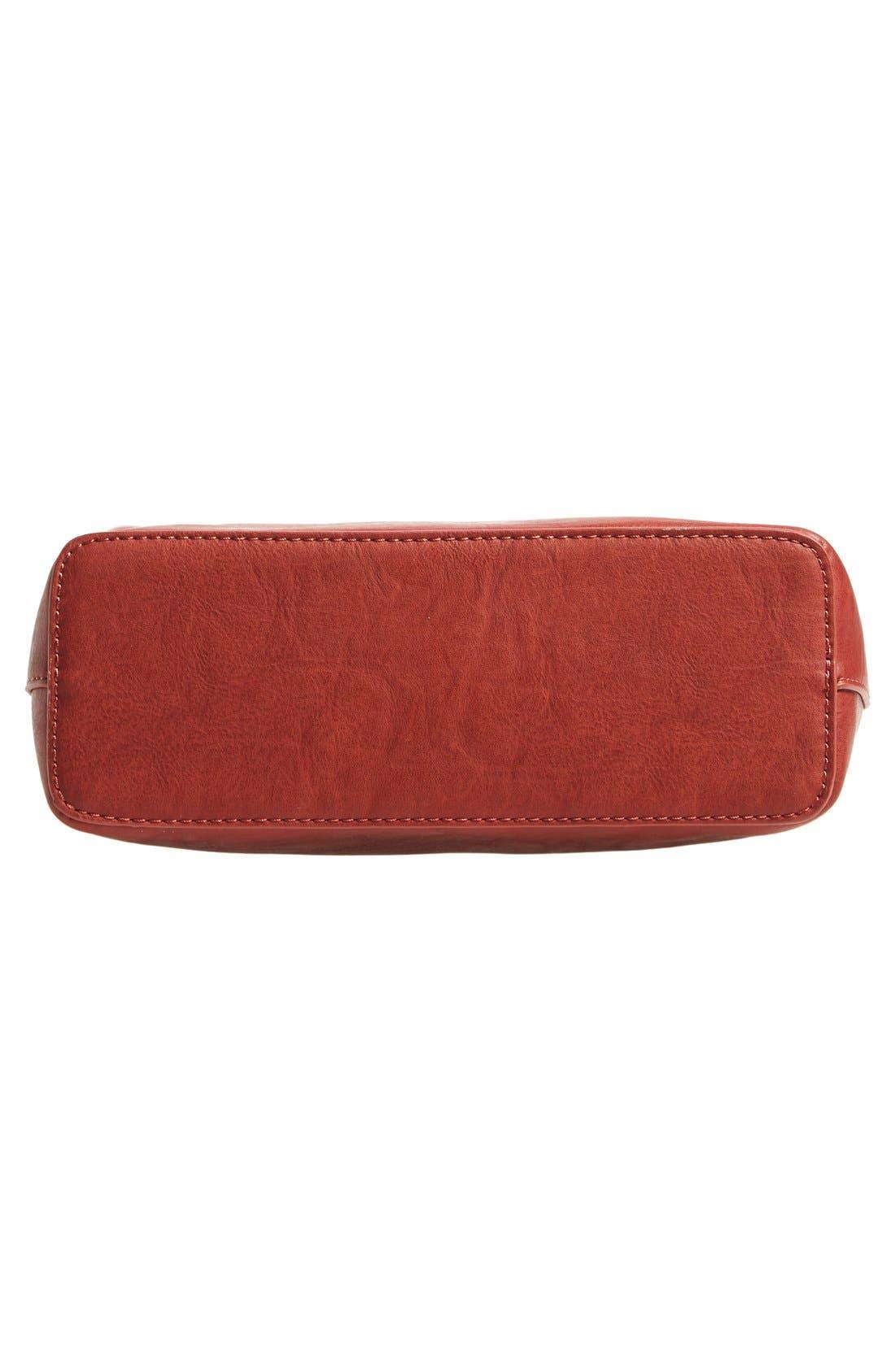 Alternate Image 6  - Sole Society 'Brady' Faux Leather Crossbody Bag