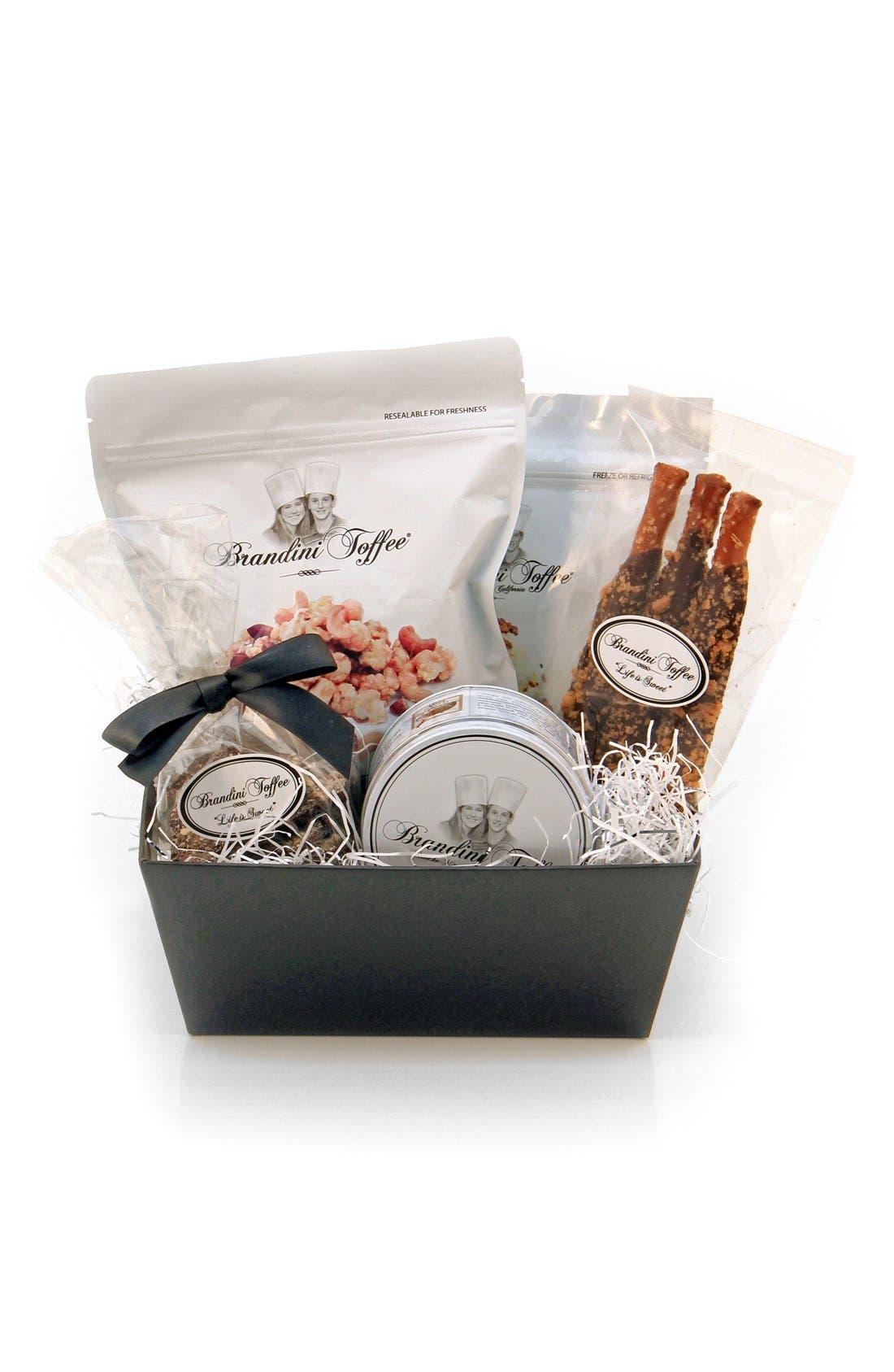 Brandini Toffee Small Gift Basket
