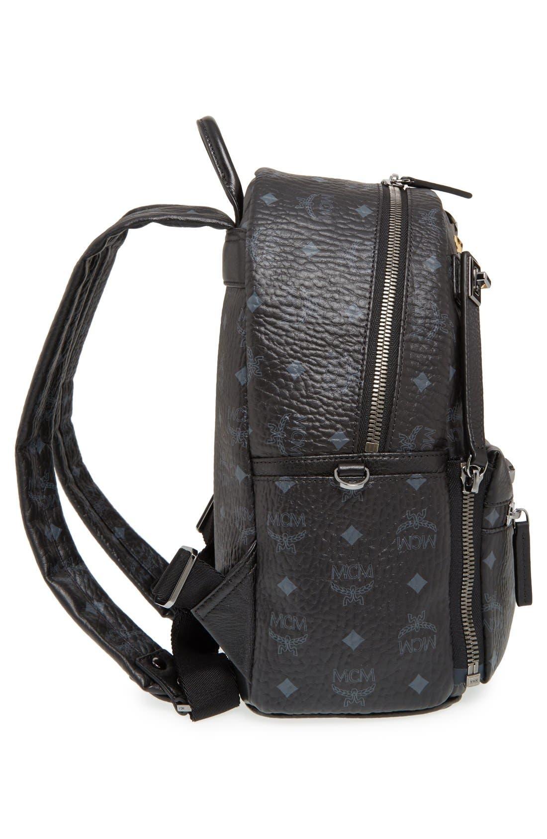 Alternate Image 4  - MCM 'Small Dual Stark' Backpack