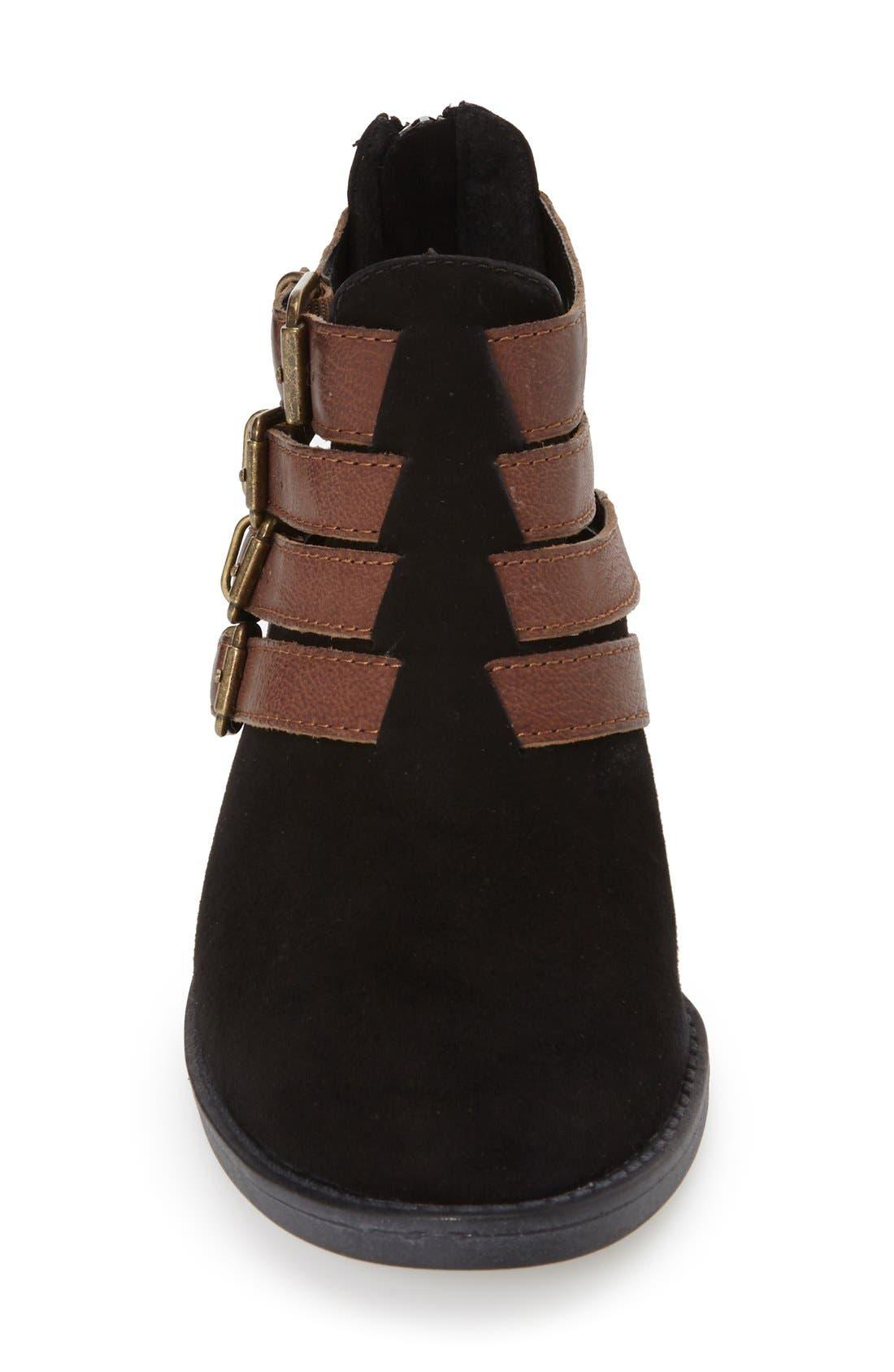 Alternate Image 3  - Bella Vita 'Ronan' Buckle Leather Bootie (Women) (Online Only)