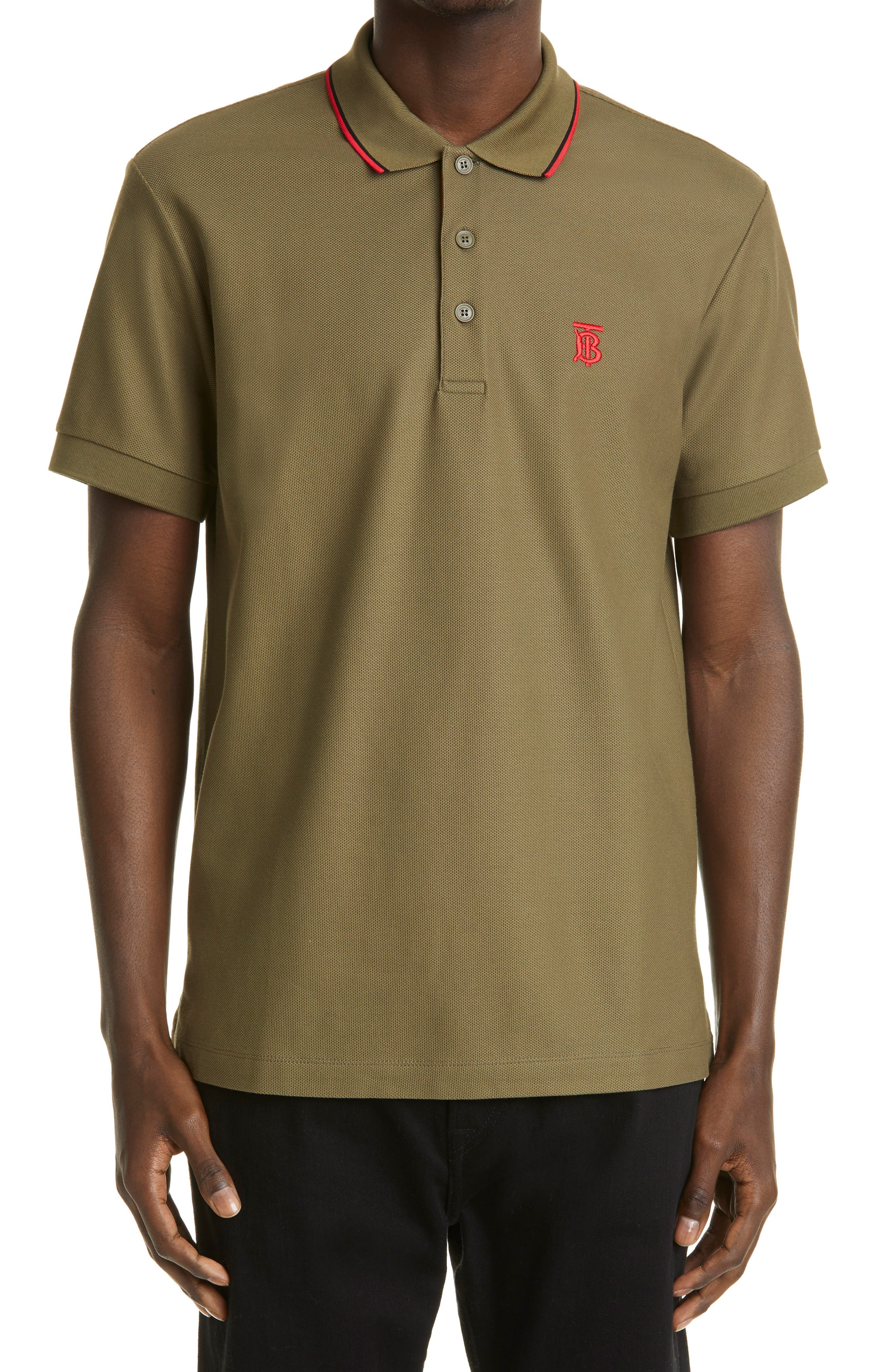 Designer Polo Shirts for Men: Short & Long Sleeves | Nordstrom