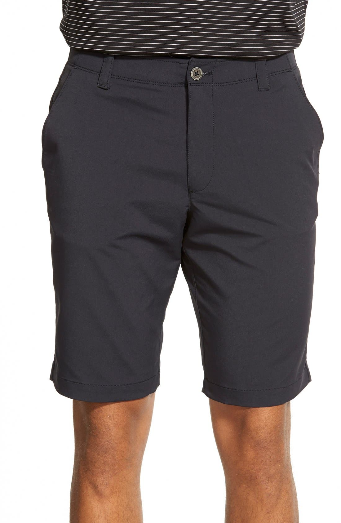 Main Image - Under Armour 'Matchplay' Moisture Wicking Golf Shorts
