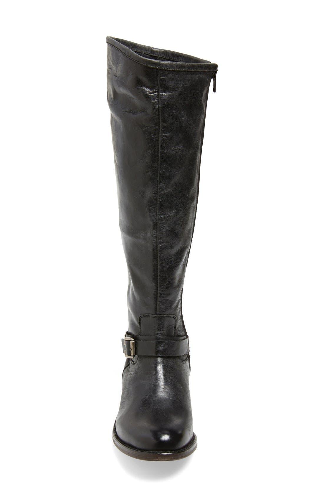 Alternate Image 3  - Hinge 'Dakotah' Knee High Riding Boot (Women)