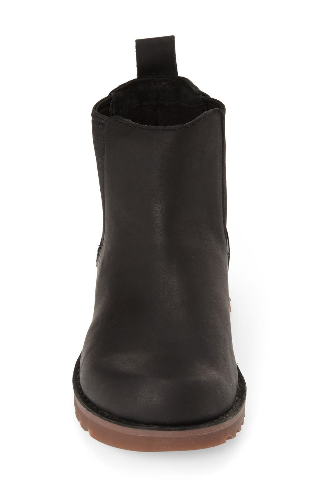 Alternate Image 3  - UGG® Callum Water Resistant Chelsea Boot (Walker, Toddler, Little Kid & Big Kid)