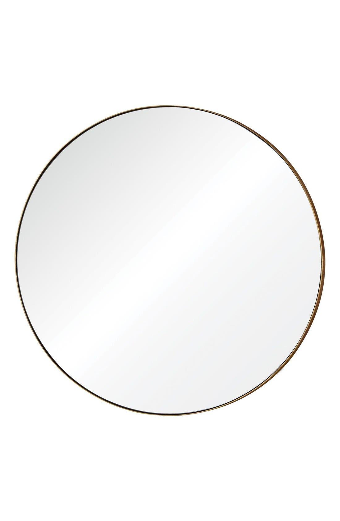 'Oryx' Mirror,                             Main thumbnail 1, color,                             Gold