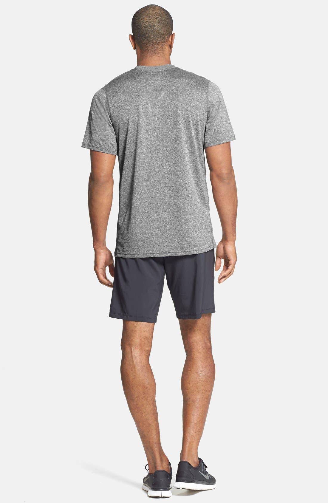 Alternate Image 4  - Nike Dri-FIT Woven Running Shorts