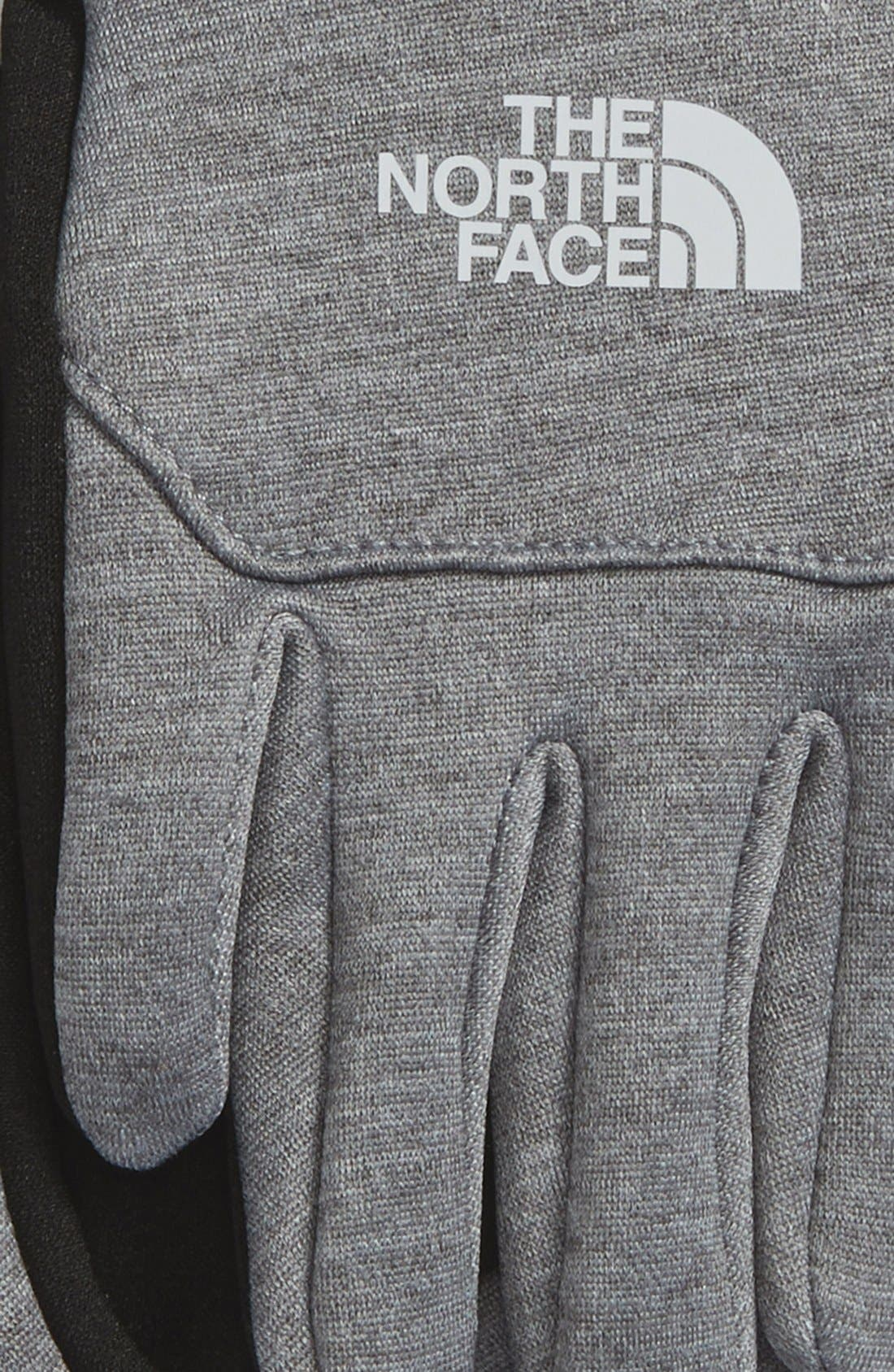 Alternate Image 3  - The North Face 'Etip' Gloves (Little Girls & Big Girls)