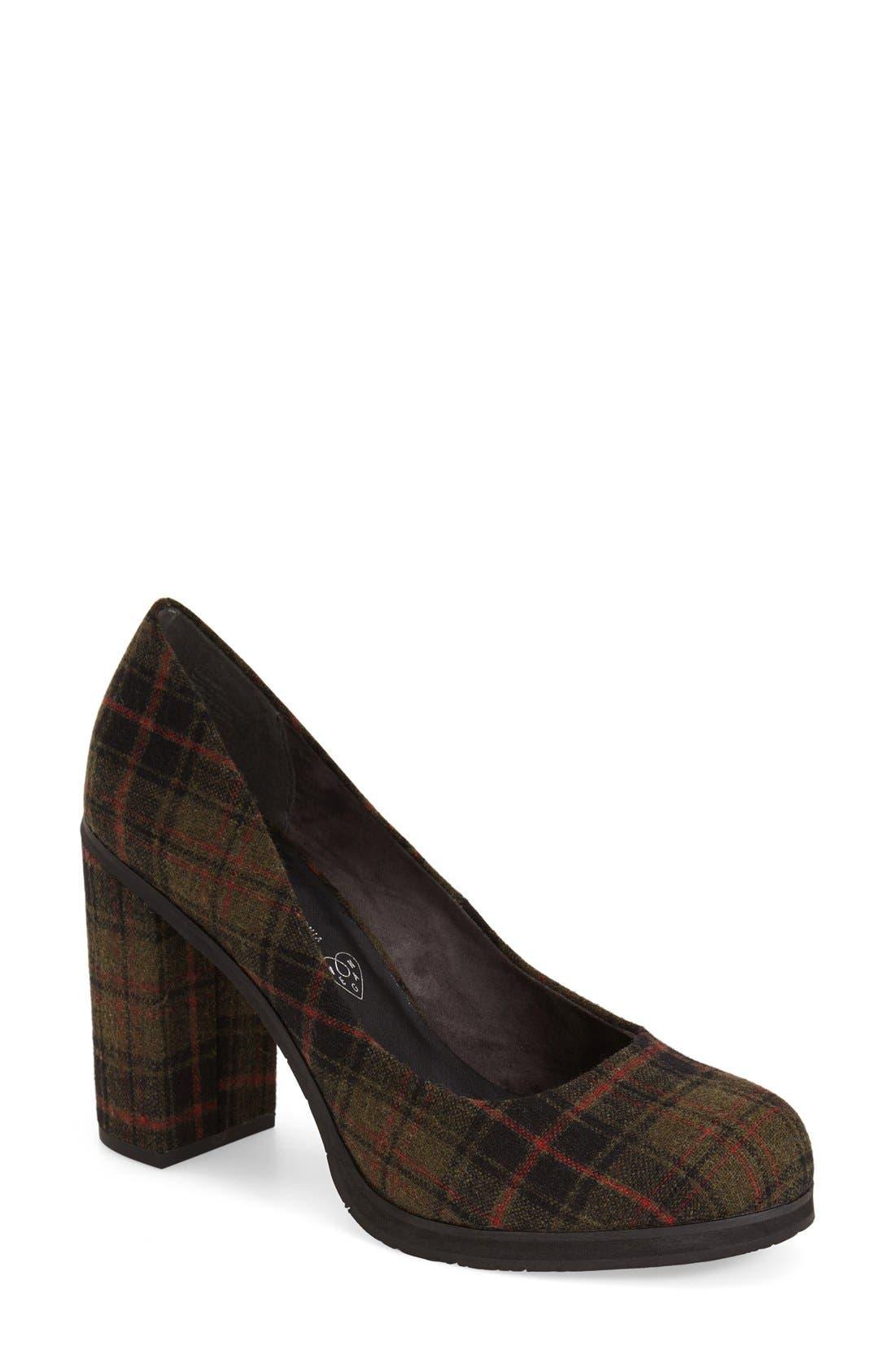 Alternate Image 1 Selected - BC Footwear 'Turf' Pump (Women)