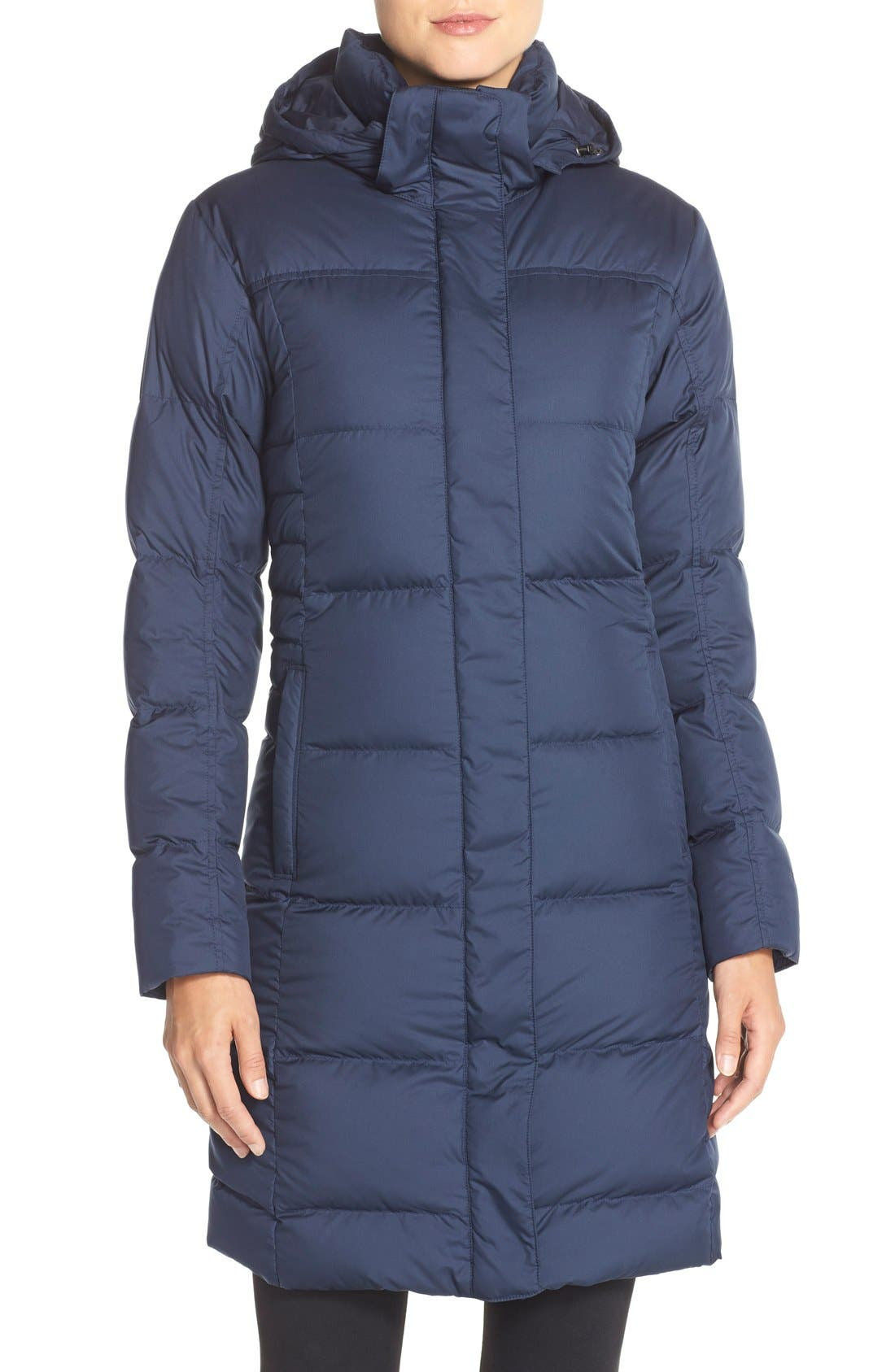 Alternate Image 1 Selected - Patagonia 'Down with It' Water RepellentParka