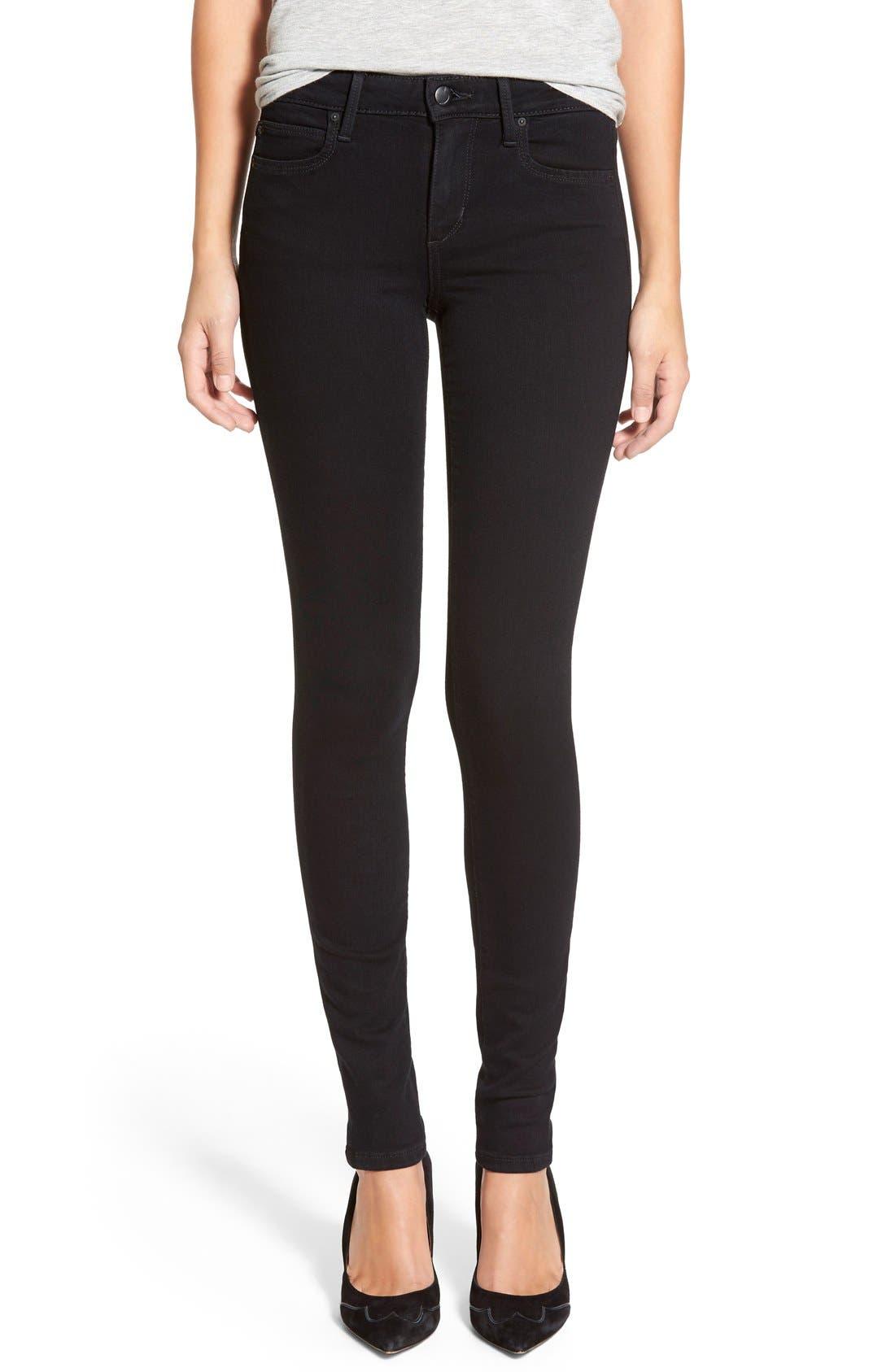 'Flawless - Icon' Skinny Jeans,                         Main,                         color, Regan