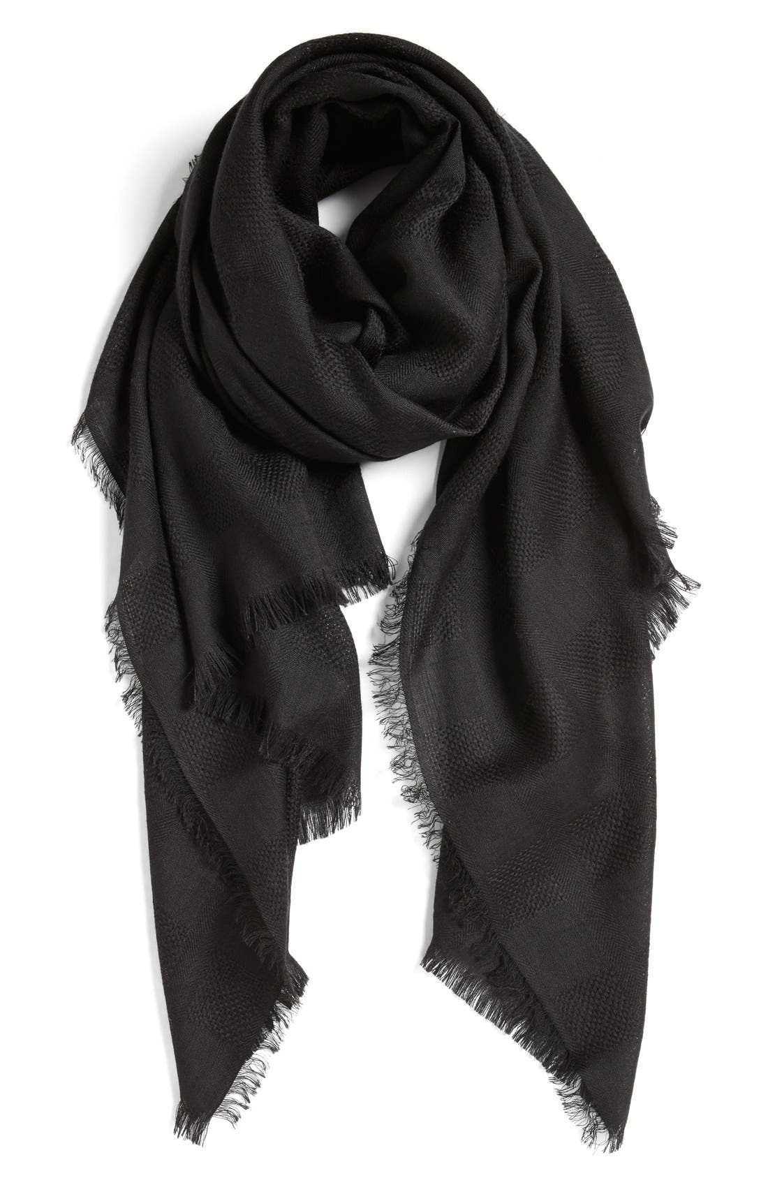 Main Image - Nordstrom Texture Woven Scarf