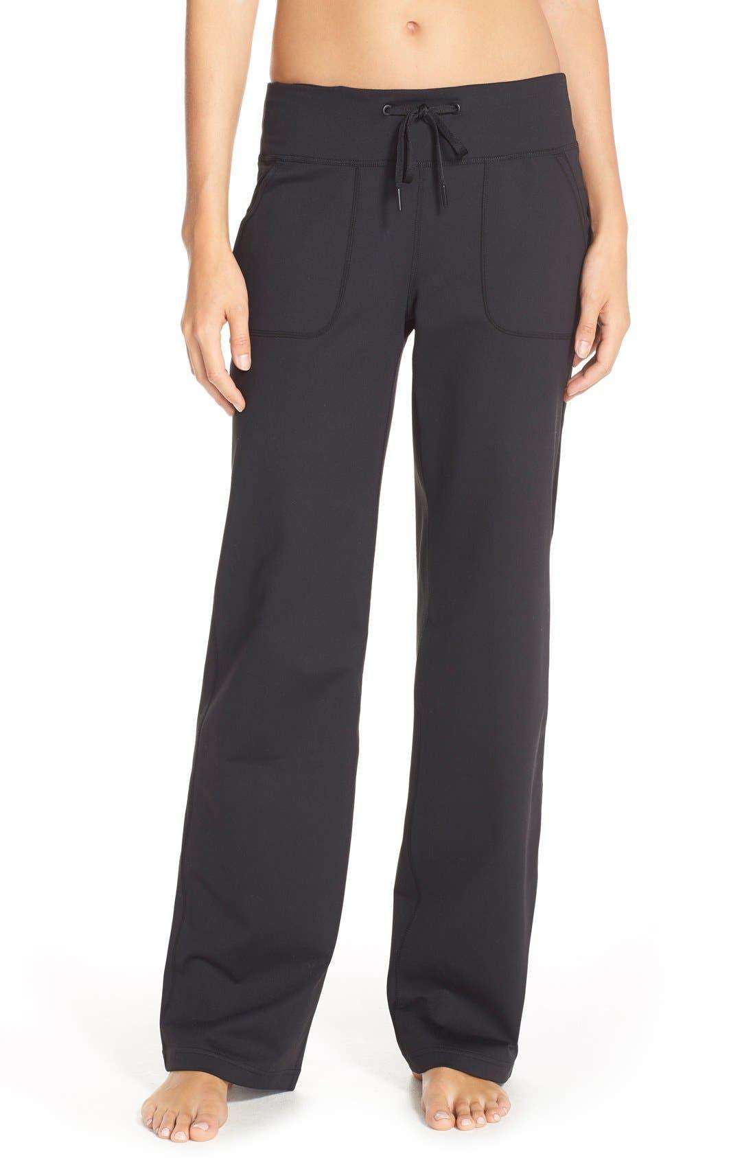 'Soul 3' Pants,                         Main,                         color, Black