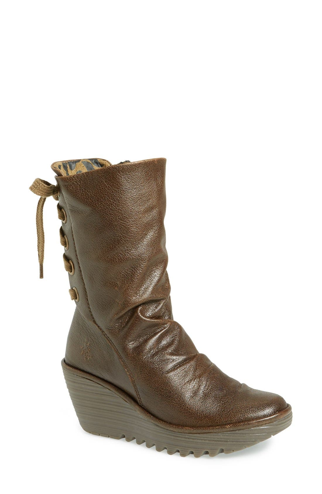 Alternate Image 1 Selected - Fly London 'Yada' Boot (Women)