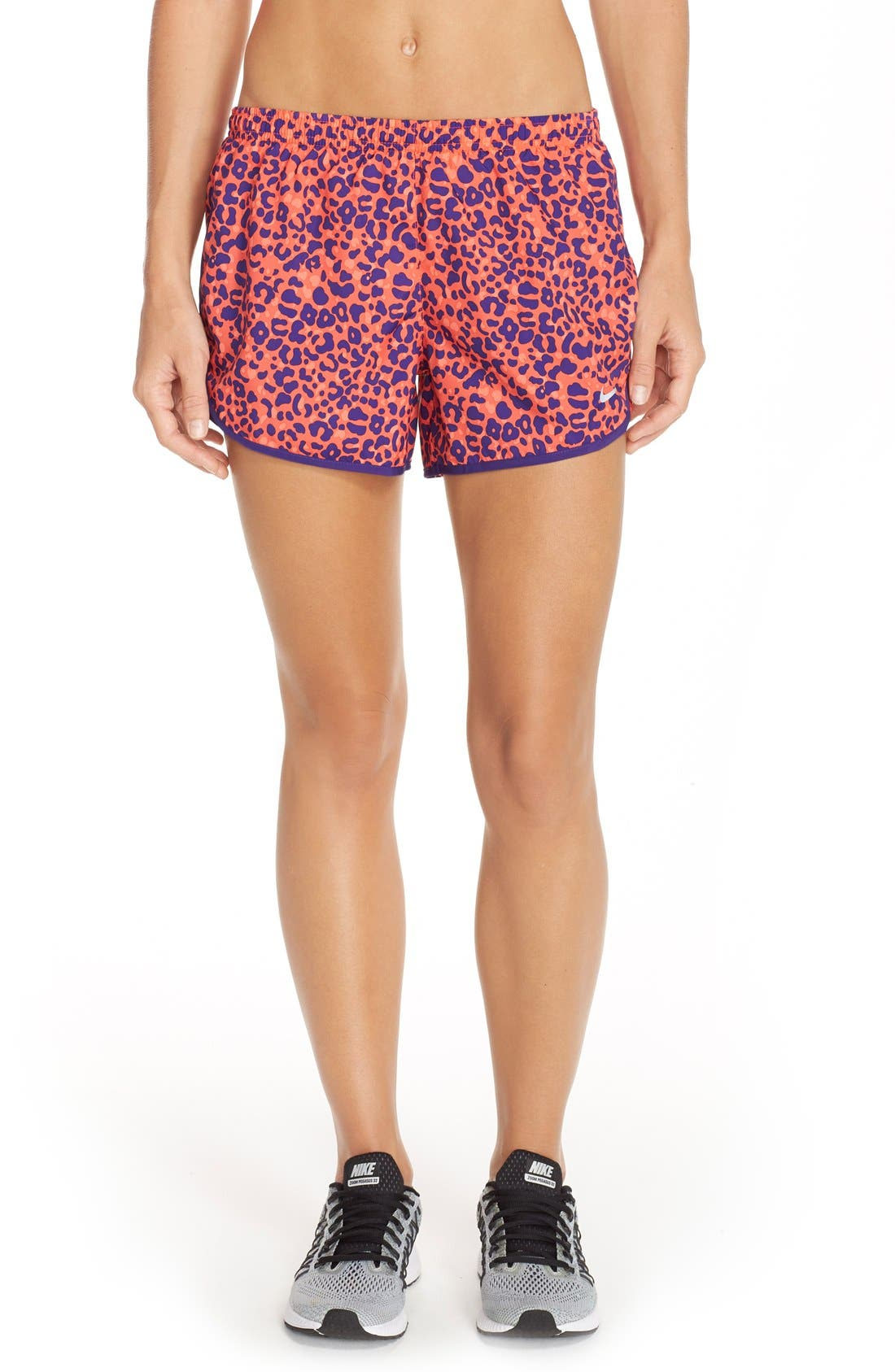Alternate Image 1 Selected - Nike 'Tempo Modern Lotus' Shorts