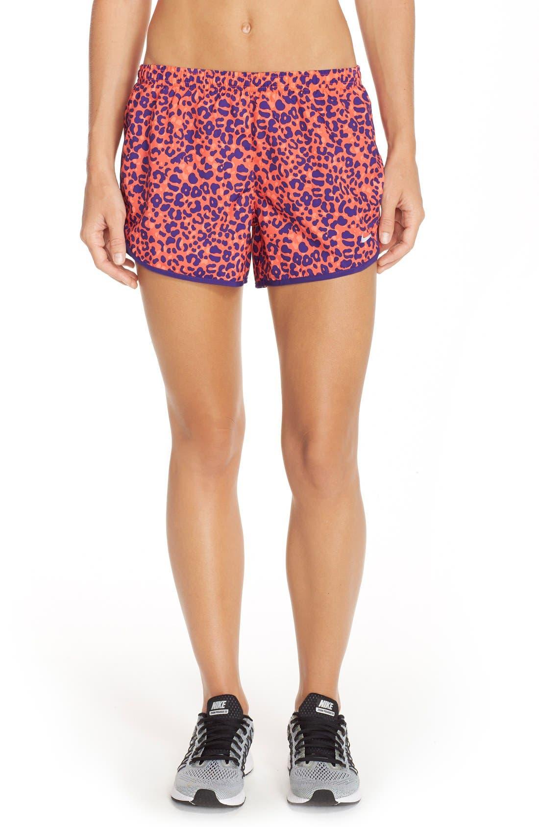 Alternate Image 1 Selected - Nike 'Tempo Modern Lotus' Shorts