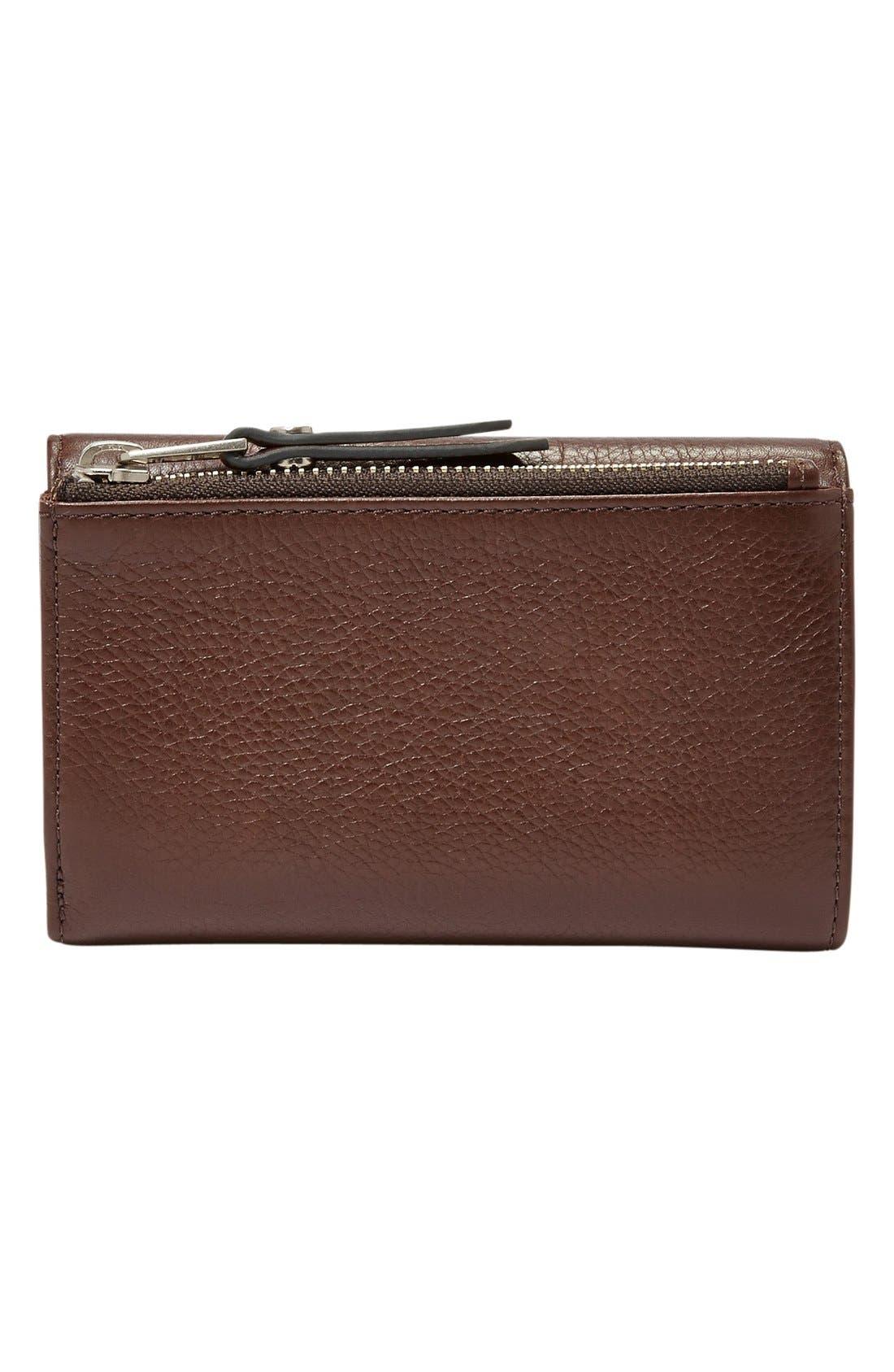 Alternate Image 3  - Fossil 'Dawson' Flap Wallet