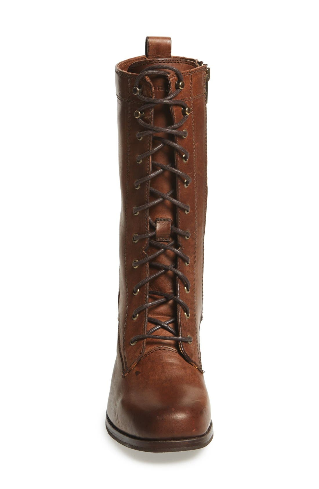 Alternate Image 3  - Frye 'Kendall' Lace-Up Boot (Women)