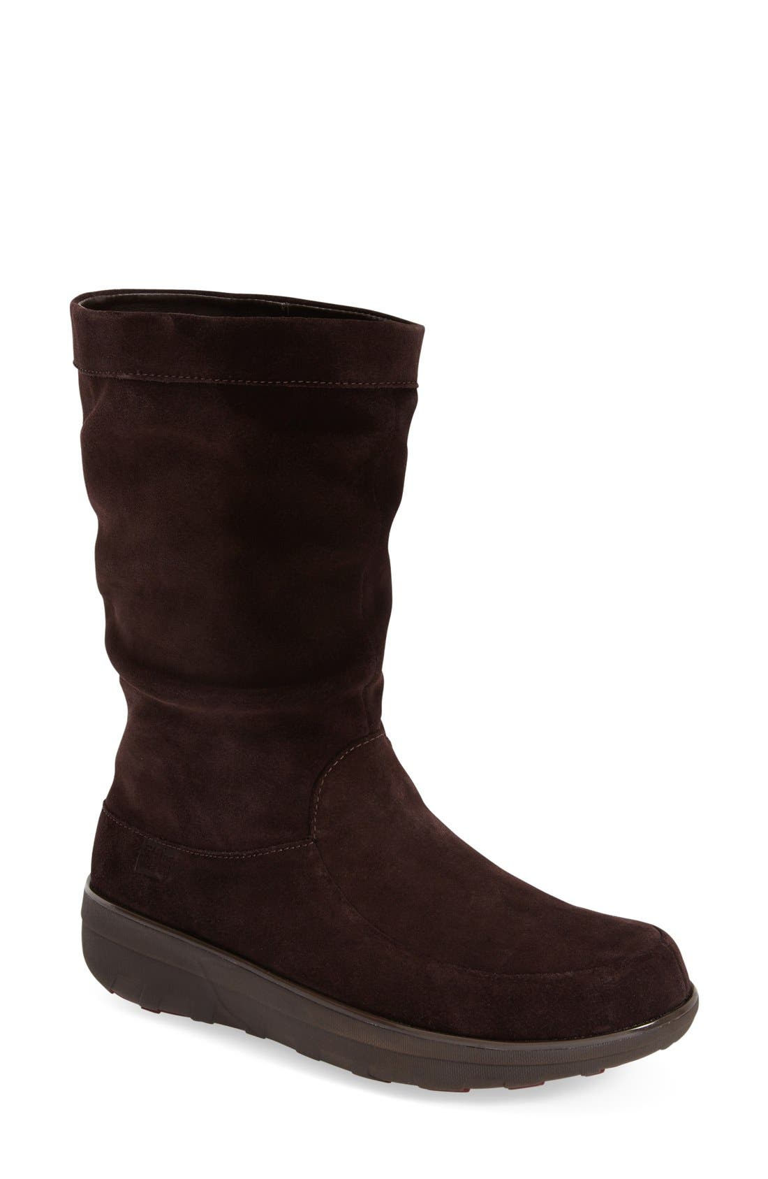 FitFlop™ 'Loaff' Slouchy Boot (Women)