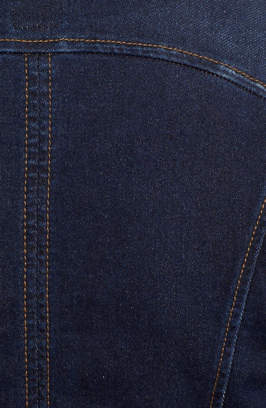 Alternate Image 5  - Jag Jeans 'Savannah' Knit Denim Jacket