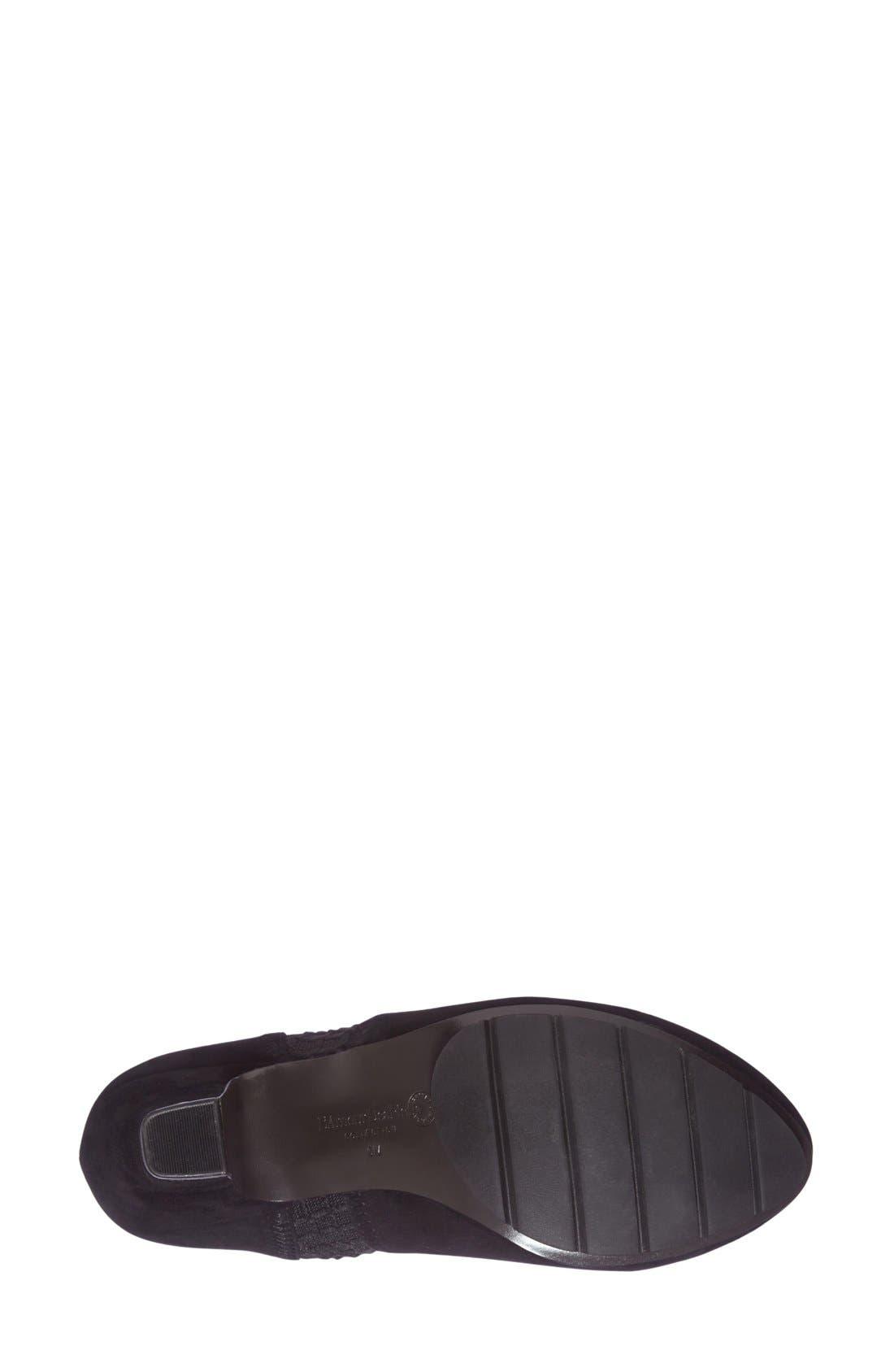 Alternate Image 4  - L'Amourdes Pieds'Faaris' Chelsea Boot (Women)