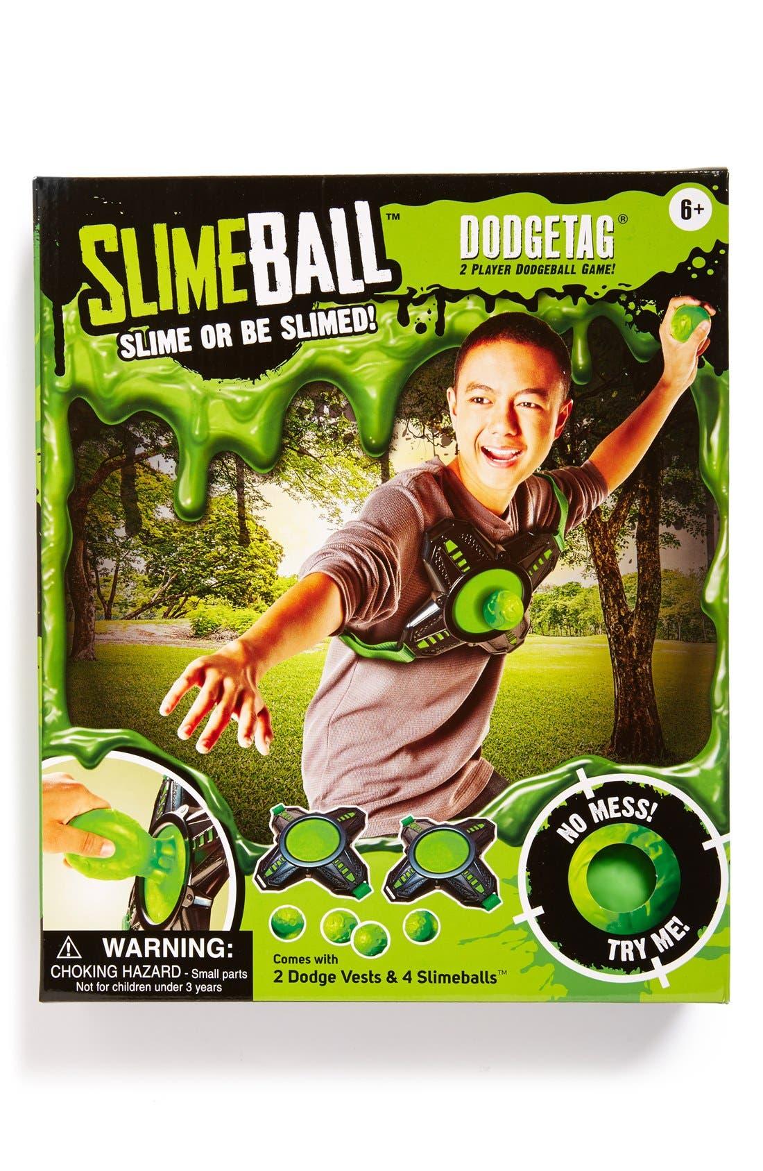 'Slimeball' Dodgetag<sup>®</sup>,                         Main,                         color, Green