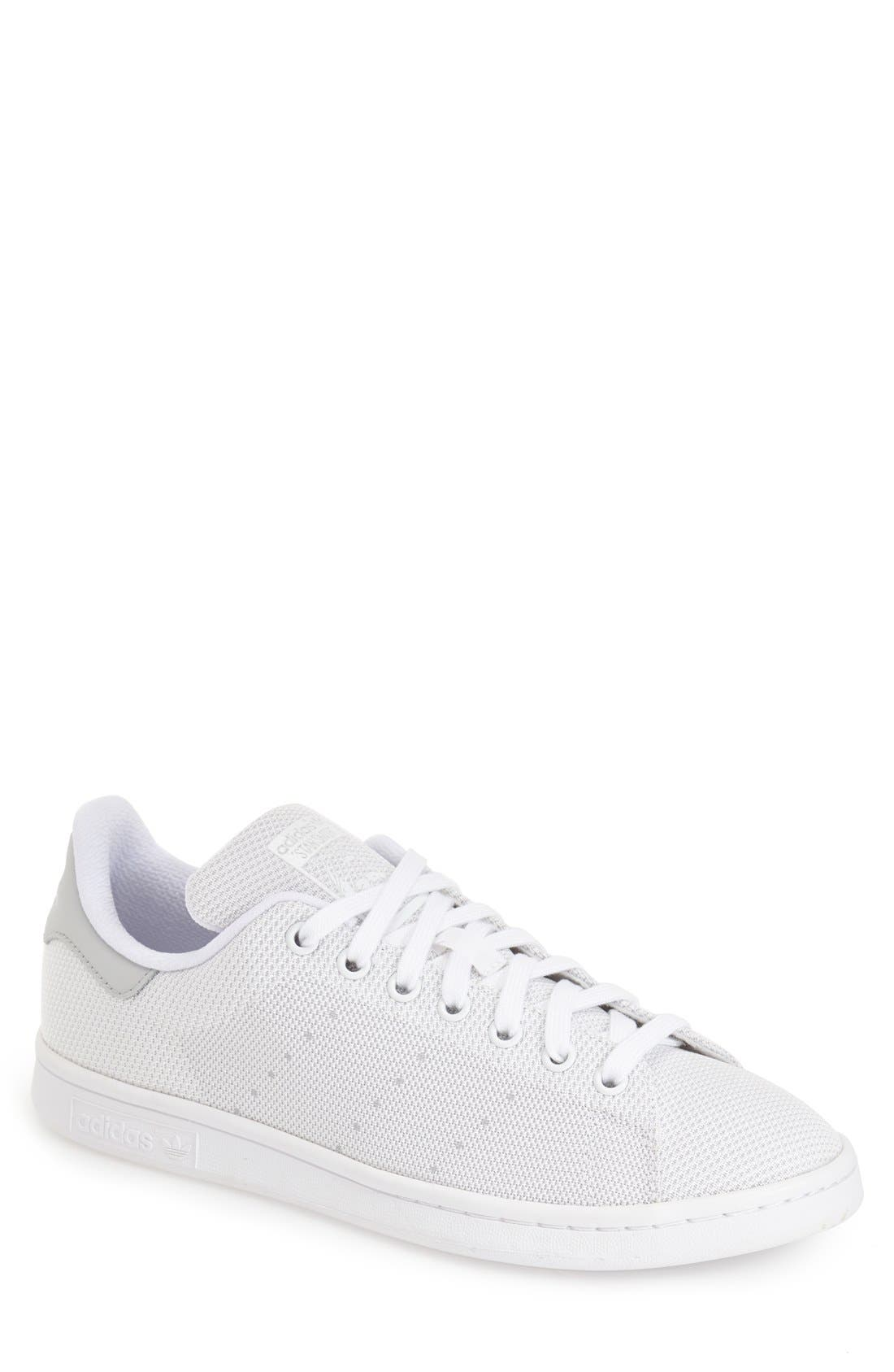 Main Image - adidas \u0027Stan Smith - Woven\u0027 Sneaker ...