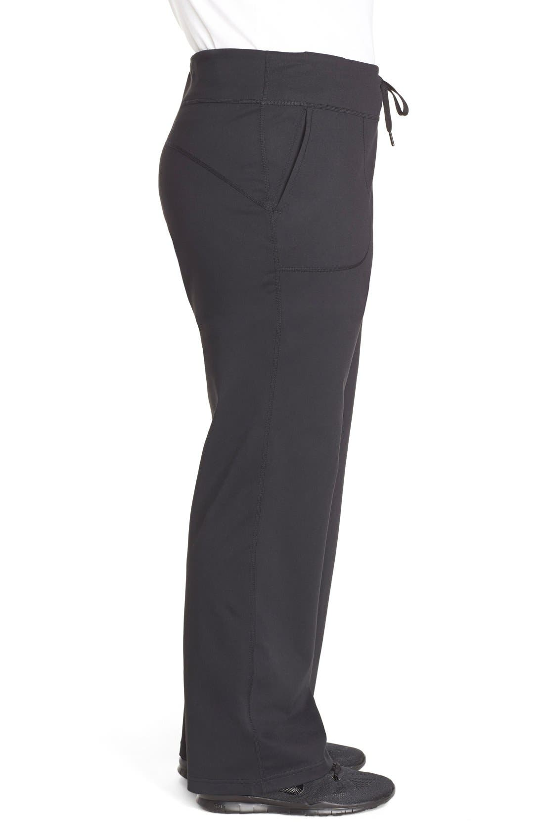 Alternate Image 3  - Zella 'Soul 3' Pants (Plus Size)