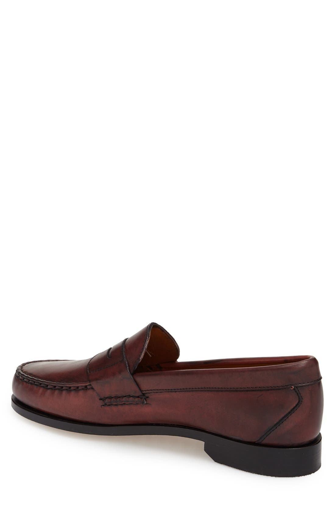 Alternate Image 2  - Allen Edmonds 'Cavanaugh' Penny Loafer (Men)