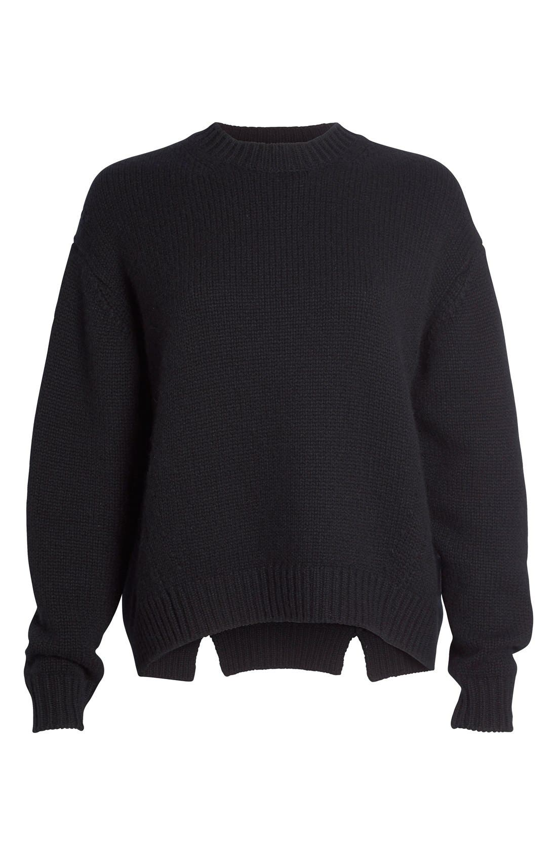Alternate Image 4  - ACNE Studios 'Shora' Wool & Cashmere Sweater
