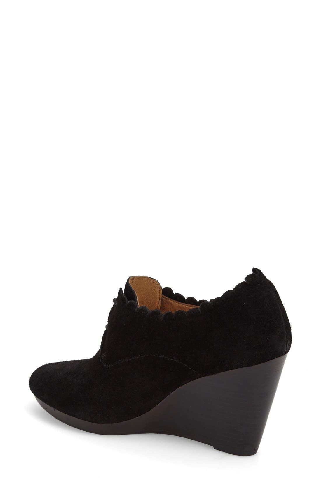 Alternate Image 2  - Jack Rogers 'Olivia' Wedge Bootie (Women)
