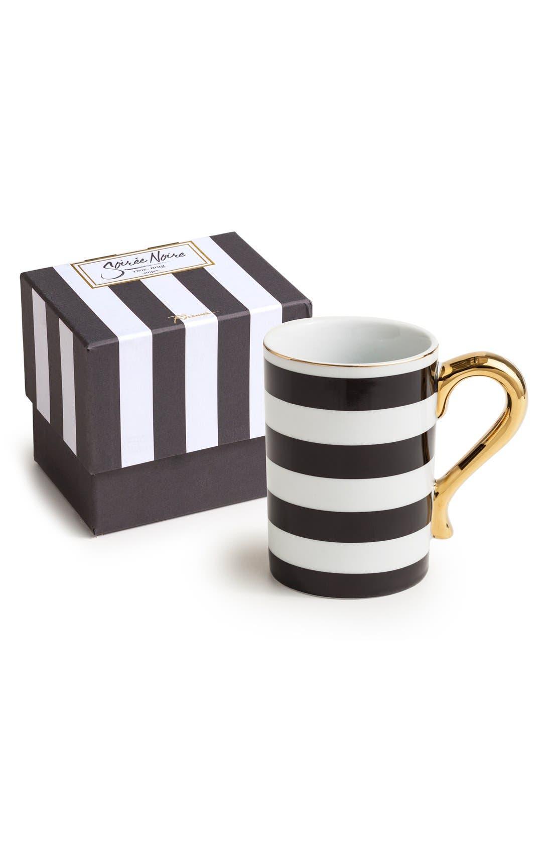 Alternate Image 1 Selected - Rosanna 'Stripes' Coffee Mug