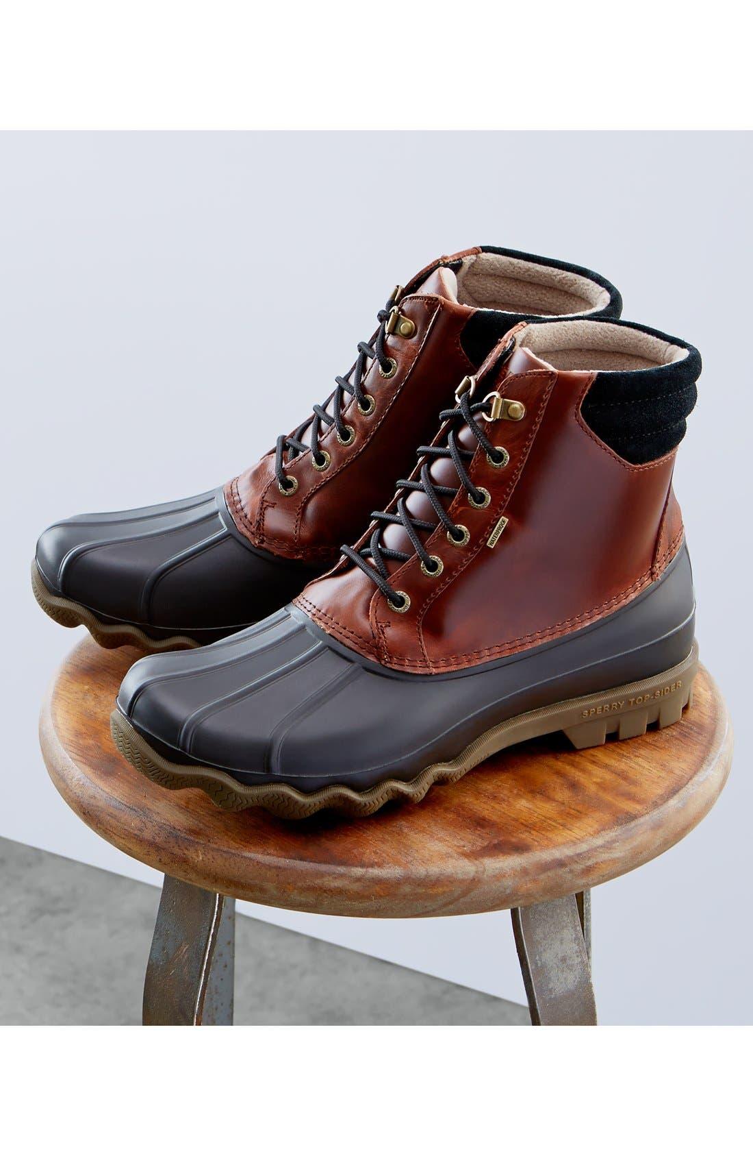Alternate Image 5  - Sperry Top-Sider® 'Avenue' Rain Boot (Men)