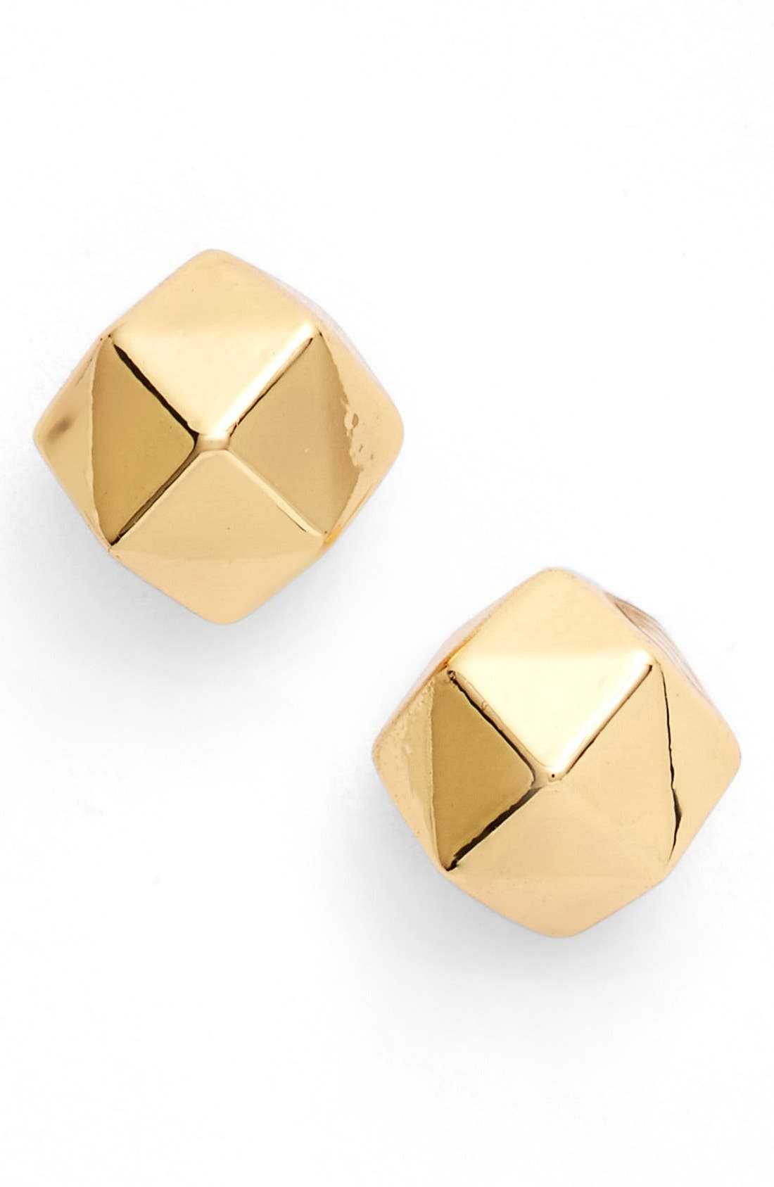 Main Image - Trina Turk Faceted Stud Earrings
