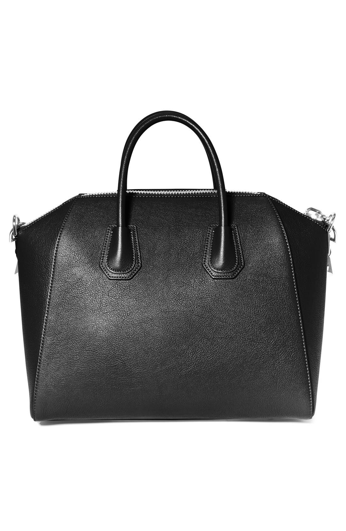 Alternate Image 3  - Givenchy 'Medium Antigona' Sugar Leather Satchel